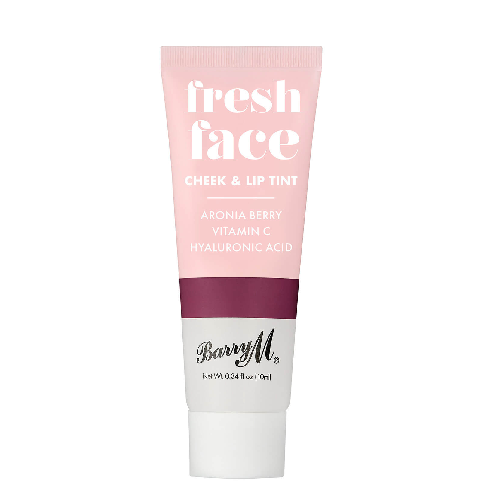 Купить Barry M Cosmetics Fresh Face Cheek and Lip Tint 10ml (Various Shades) - Blackberry