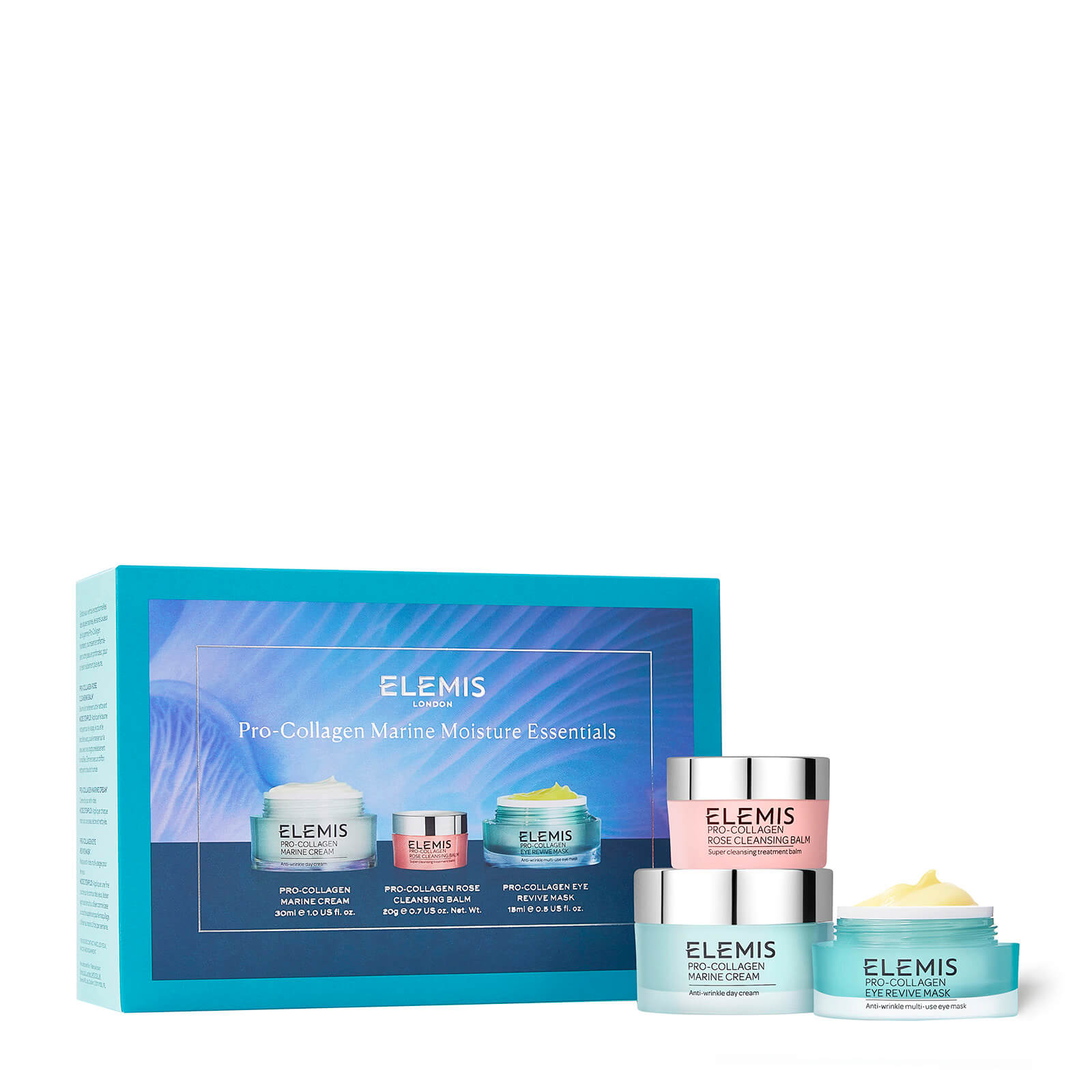 Купить Elemis Pro-Collagen Marine Moisture Essentials Set