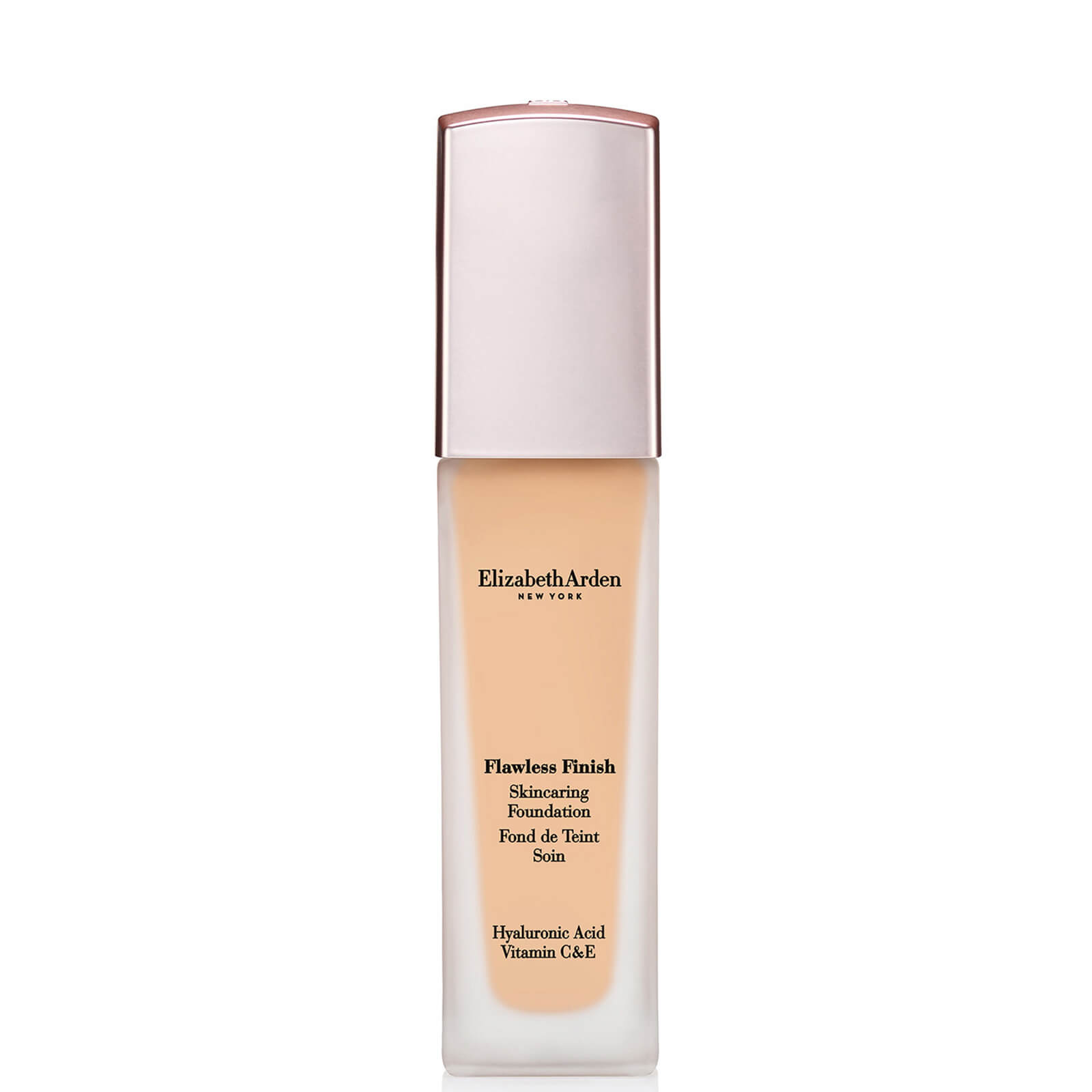 Elizabeth Arden Flawless Finish Skincaring Foundation 30ml (Various Shades) - 160W