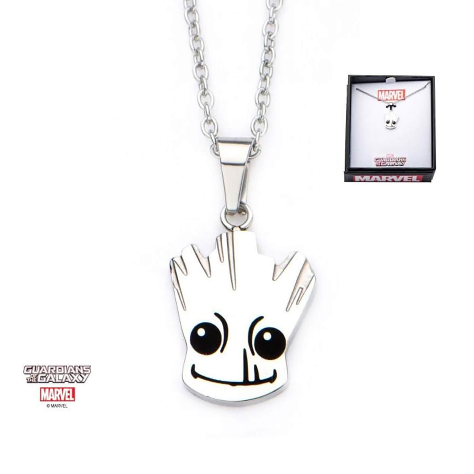 Marvel Guardians of the Galaxy Groot Pendant Necklace
