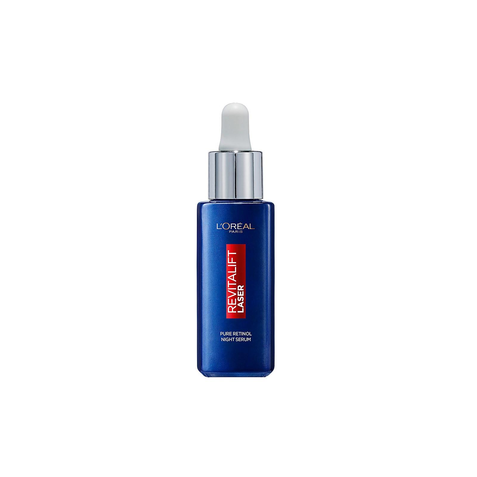 Купить L'Oréal Paris Revitalift Laser Pure Retinol Deep Anti-Wrinkle Night Serum 30ml