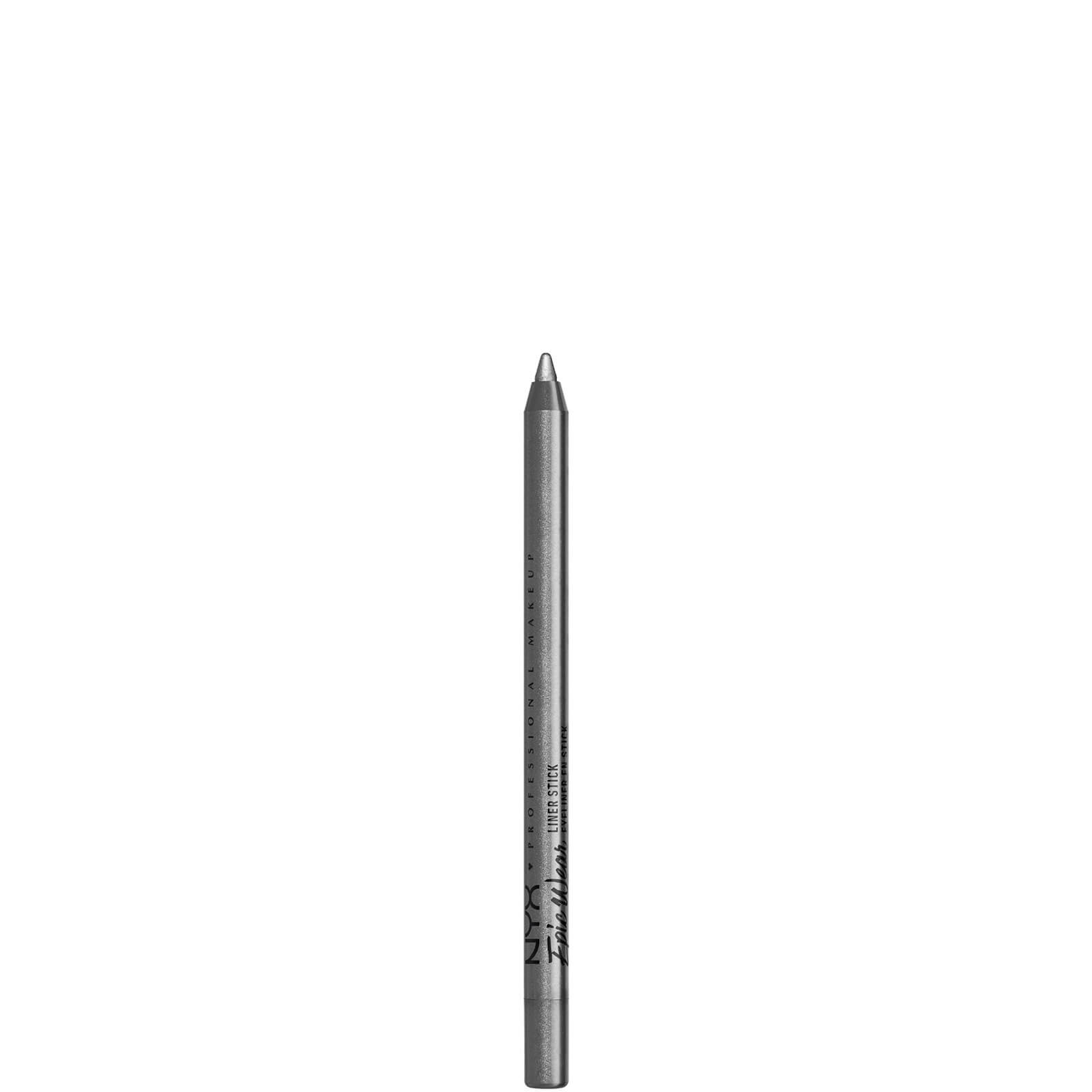 nyx professional makeup epic wear long lasting liner stick 5.44g (various shades) - silver lining