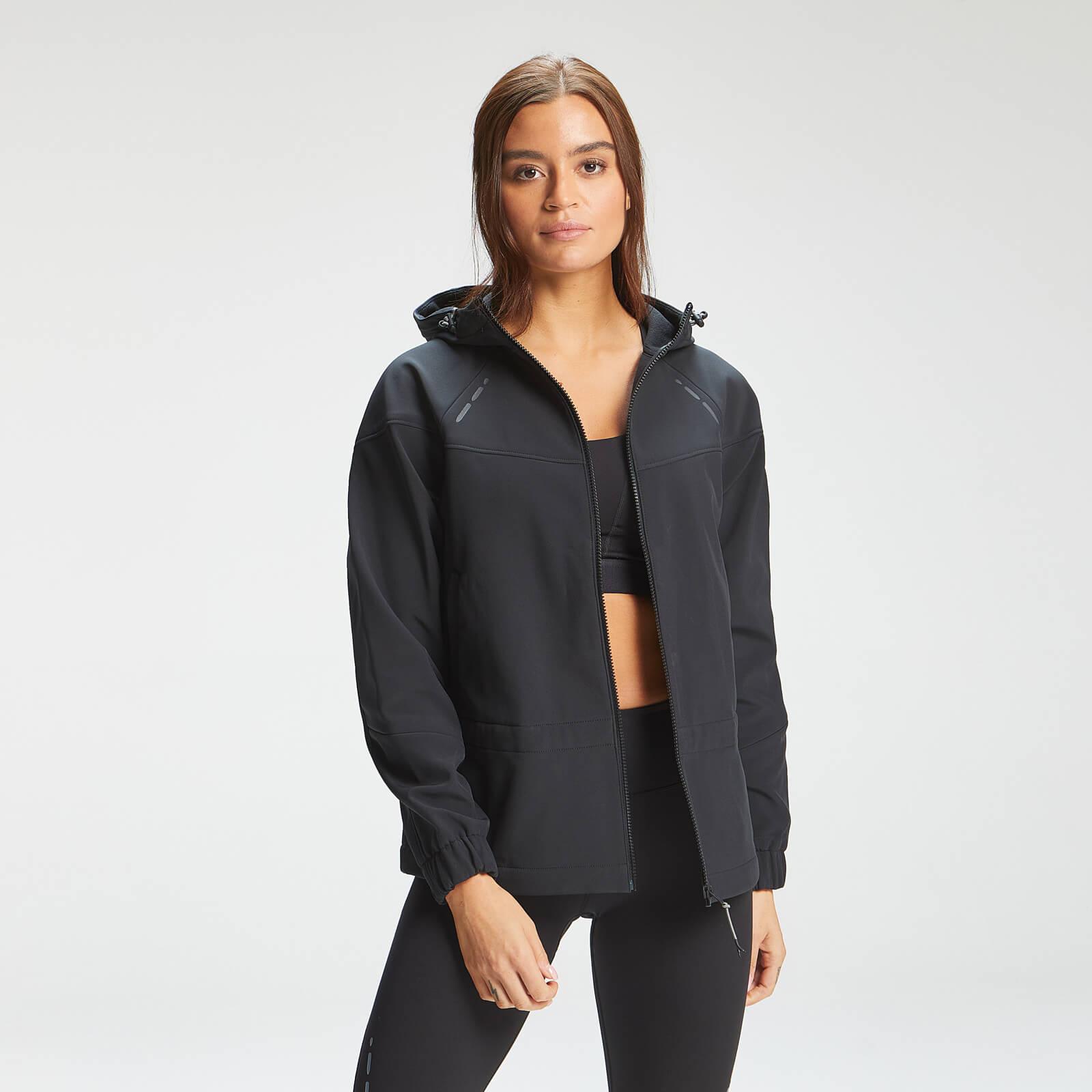 Купить MP Women's Power Ultra Soft Shell Jacket - Black - XXS, Myprotein International