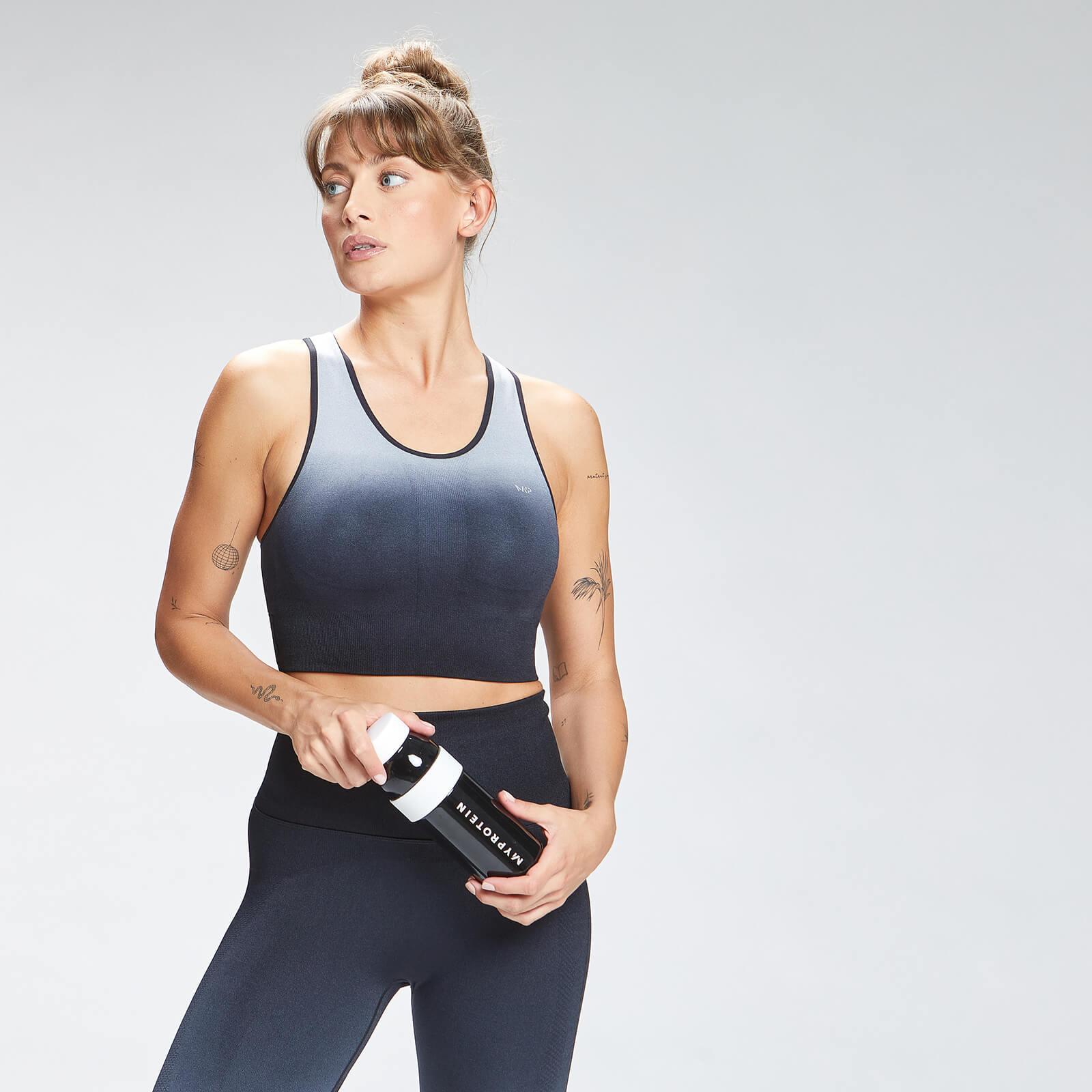 Купить MP Women's Velocity Seamless Sports Bra - Black - XXS, Myprotein International