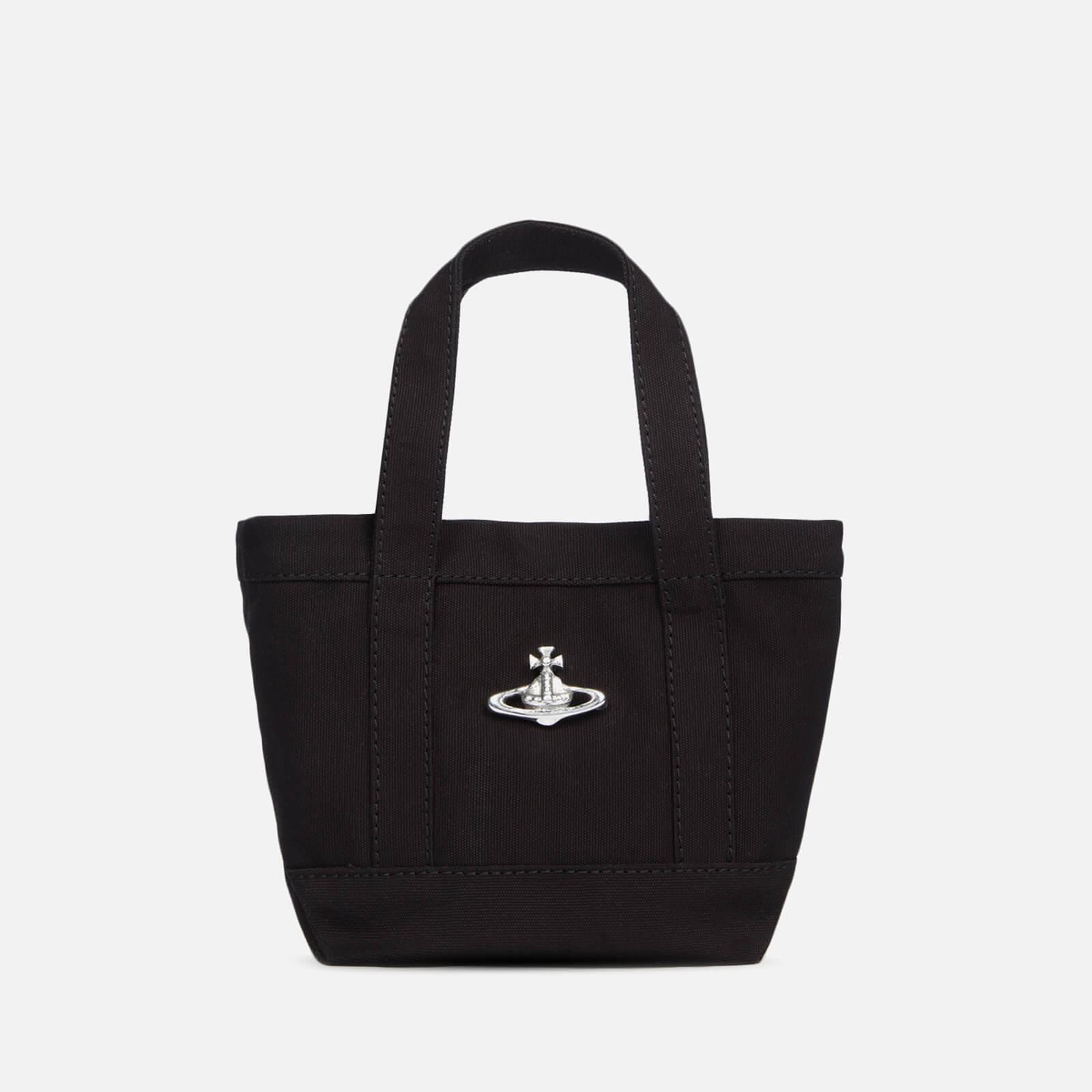 Vivienne Westwood Women's Utility Mini Shopper Bag - Black