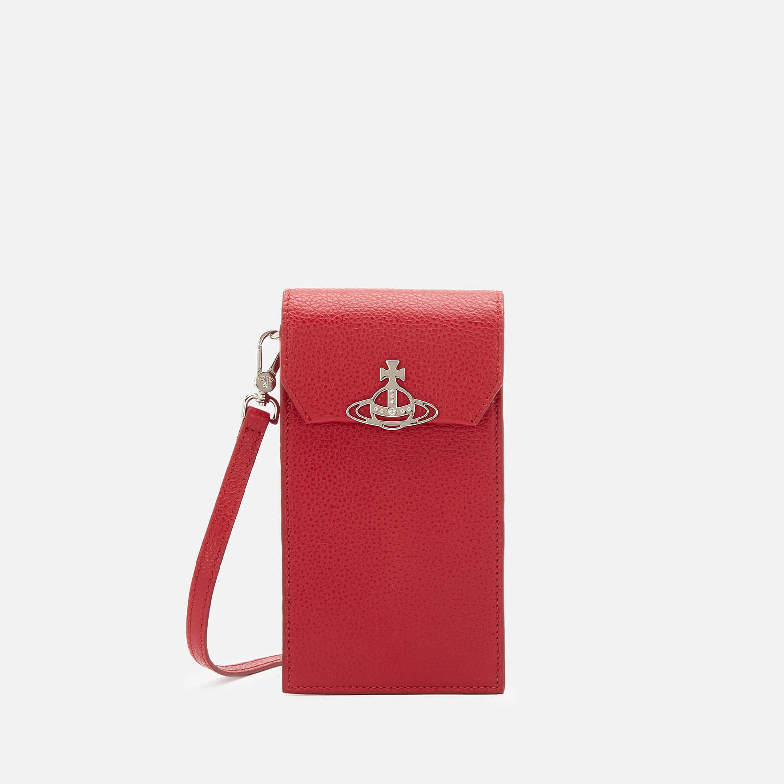 Vivienne Westwood Women's Jordan Phone Bag - Red