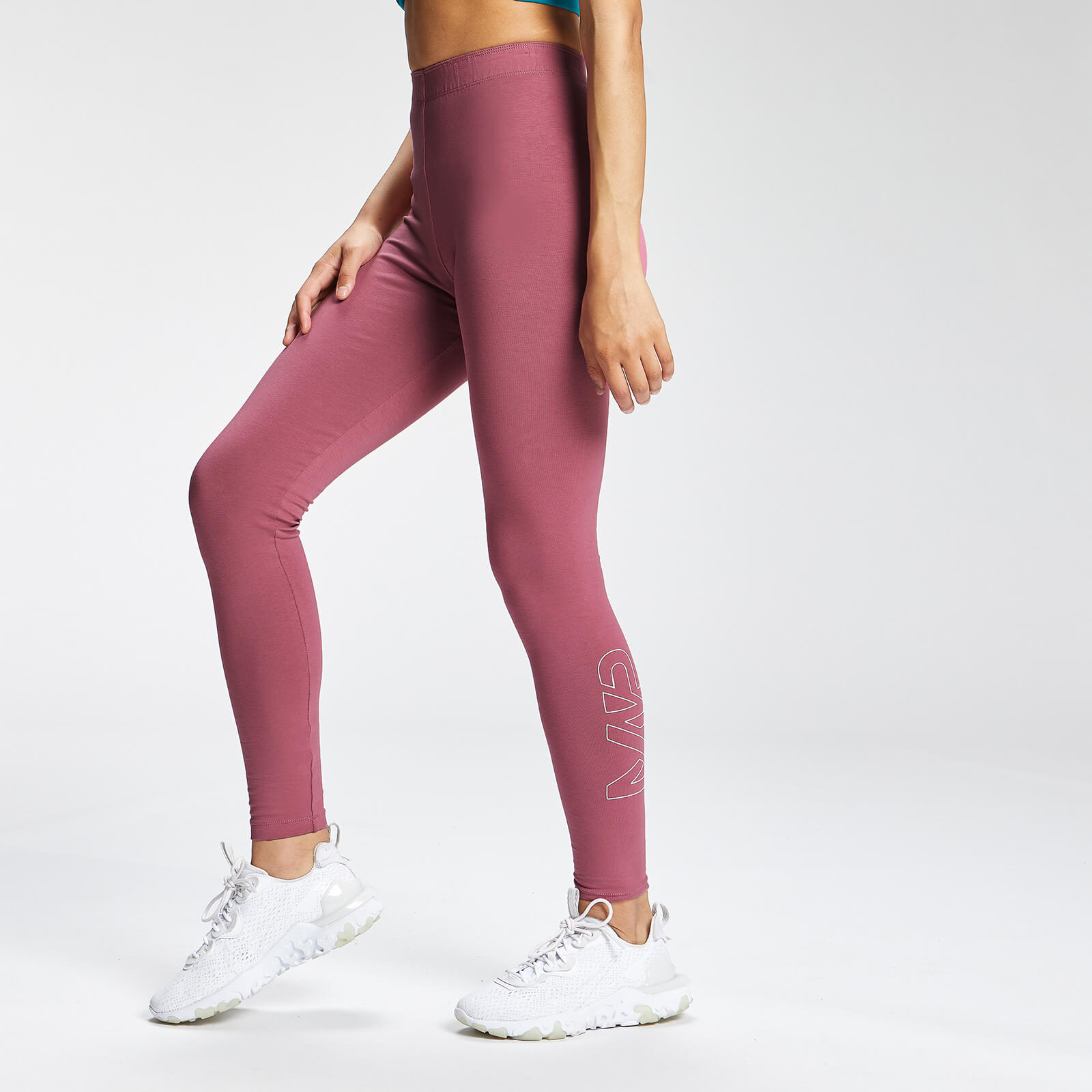 Купить MP Women's Original Jersey Leggings - Frosted Berry - XL, Myprotein International