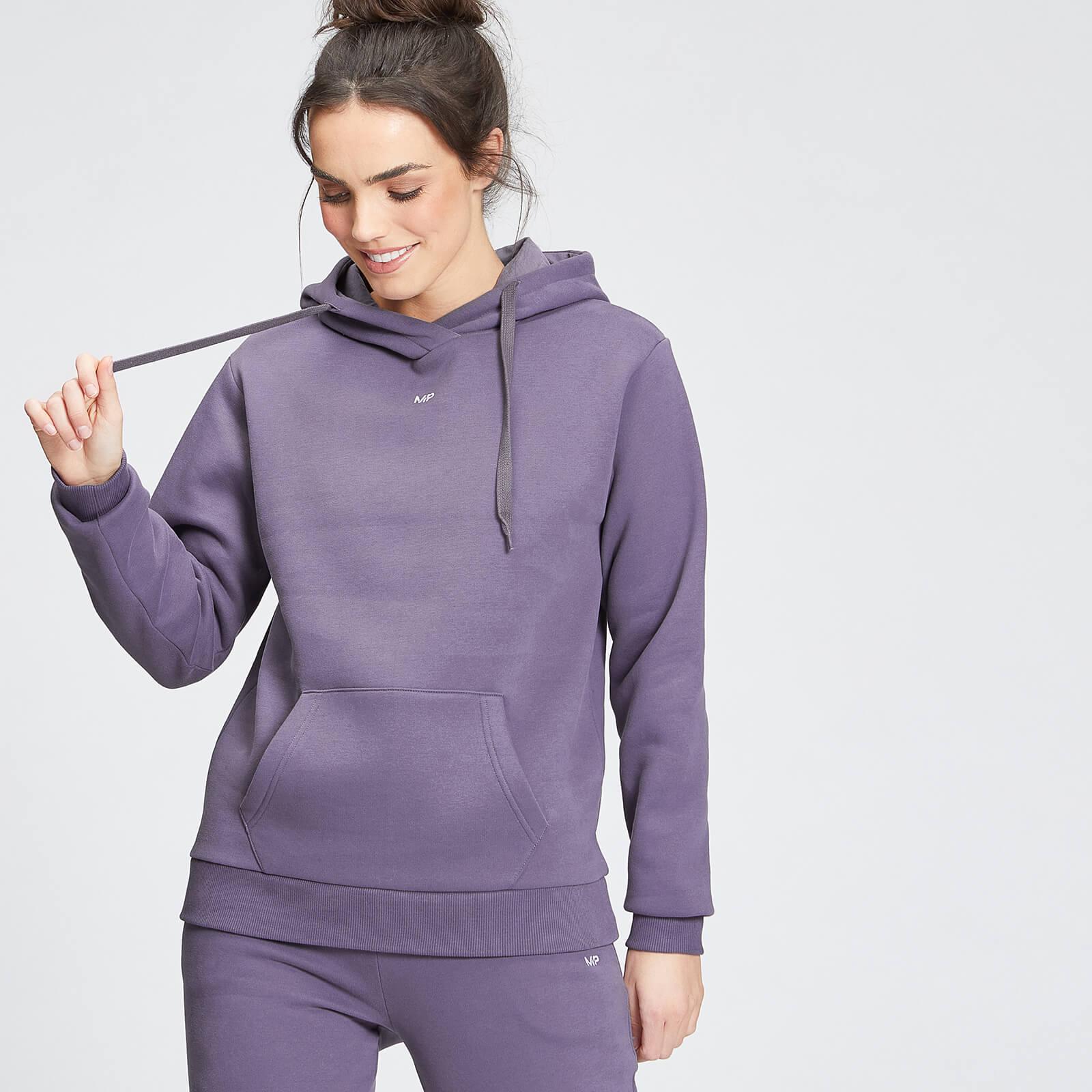Купить MP Women's Essentials Hoodie - Smokey Purple - XXL, Myprotein International