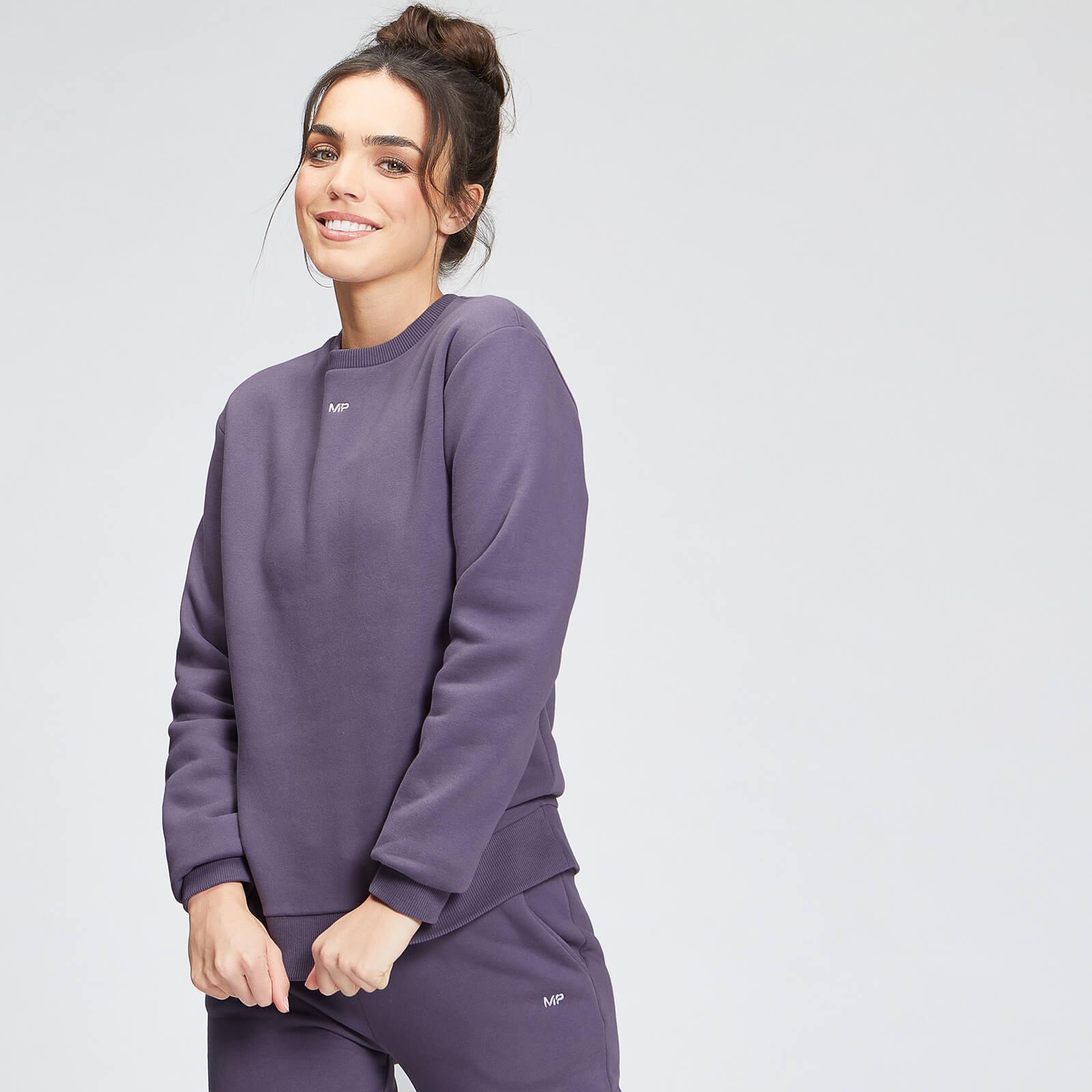 Купить MP Essentials Women's Sweatshirt - Smokey Purple - XL, Myprotein International