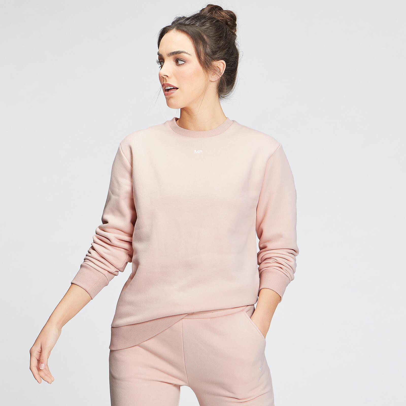 Купить MP Essentials Women's Sweatshirt - Light Pink - XXS, Myprotein International