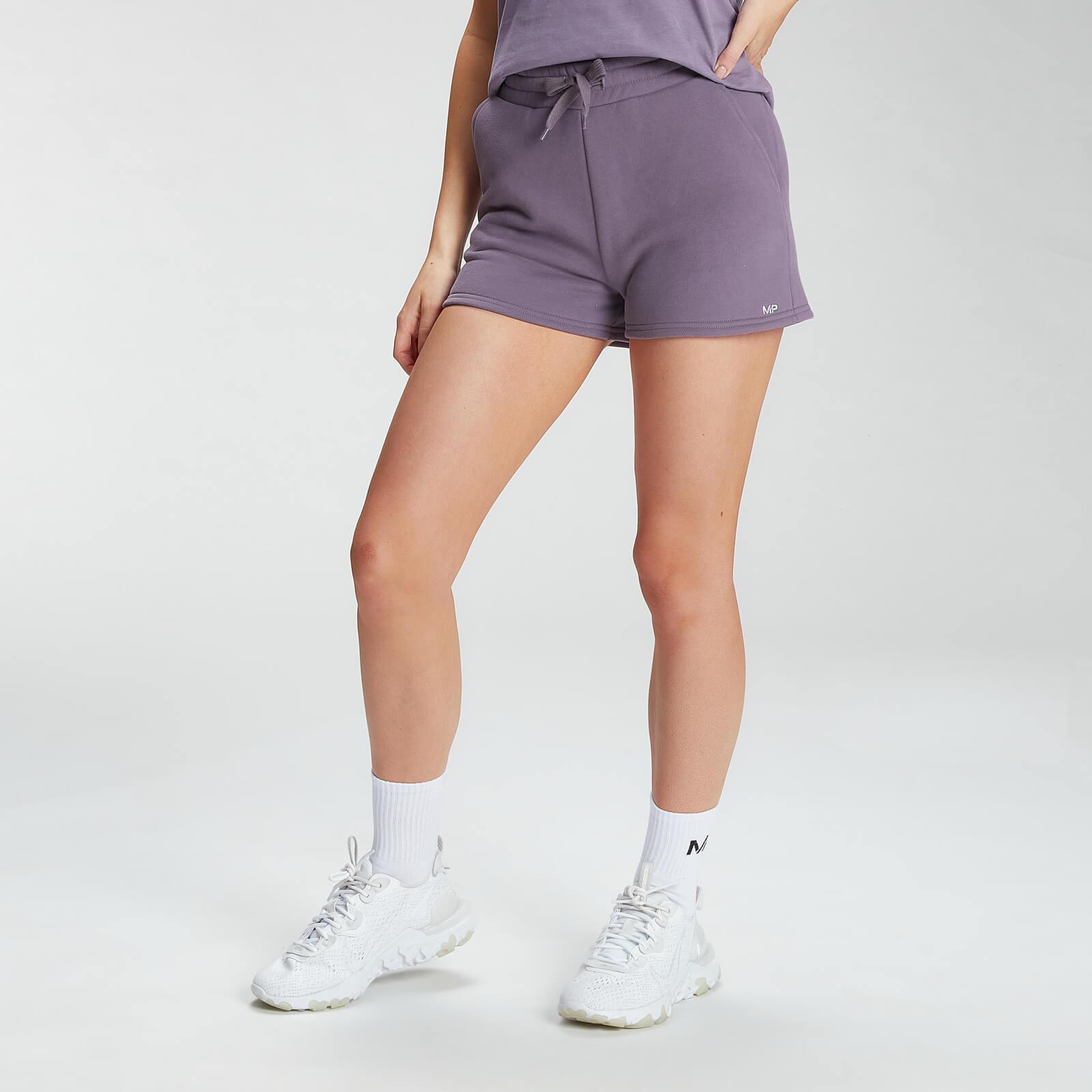Купить MP Women's Essentials Lounge Shorts - Smokey Purple - XXL, Myprotein International