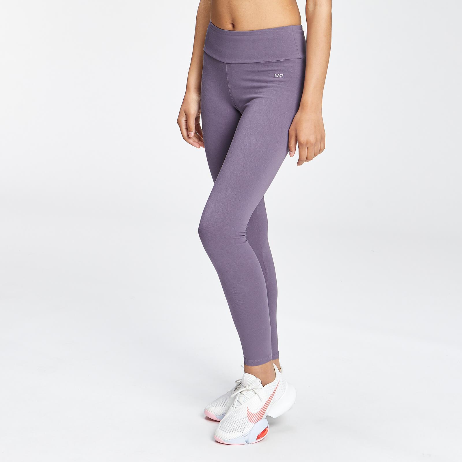 Купить MP Women's Essentials Leggings - Smokey Purple - XL, Myprotein International