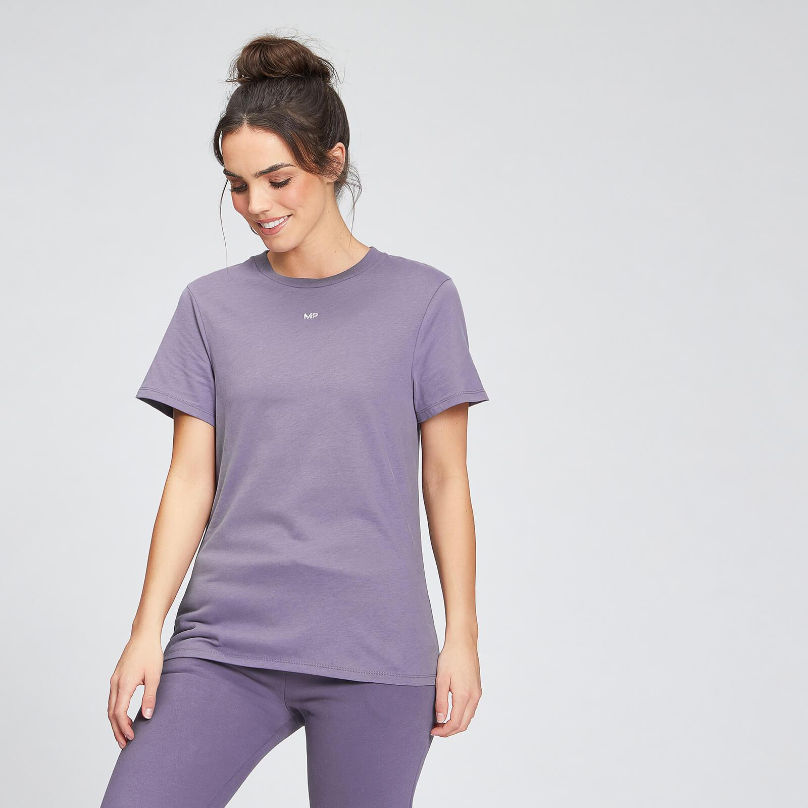 Купить MP Essentials Women's T-Shirt - Smokey Purple - XL, Myprotein International