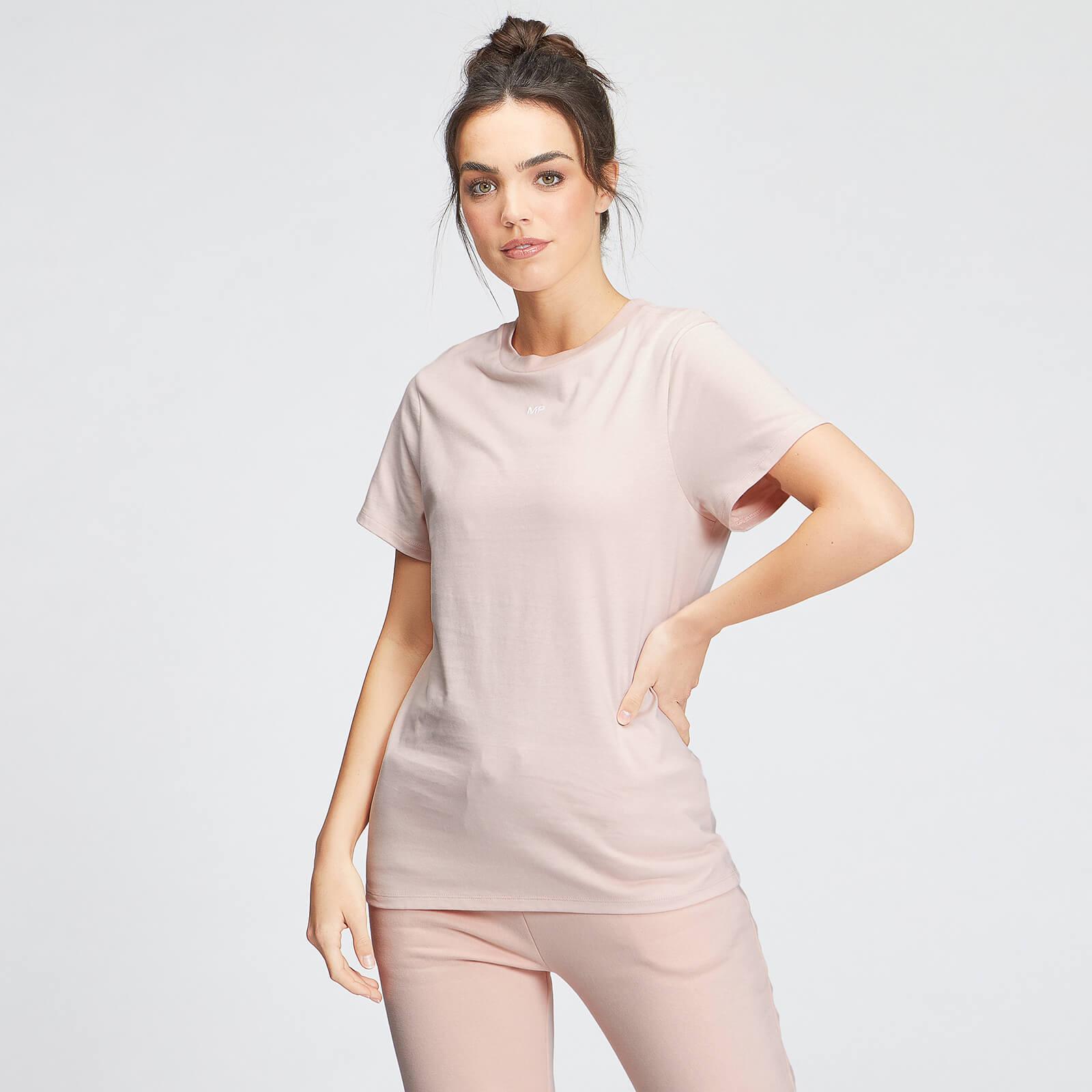 Купить MP Women's Essentials T-Shirt - Ight Pink - XXS, Myprotein International