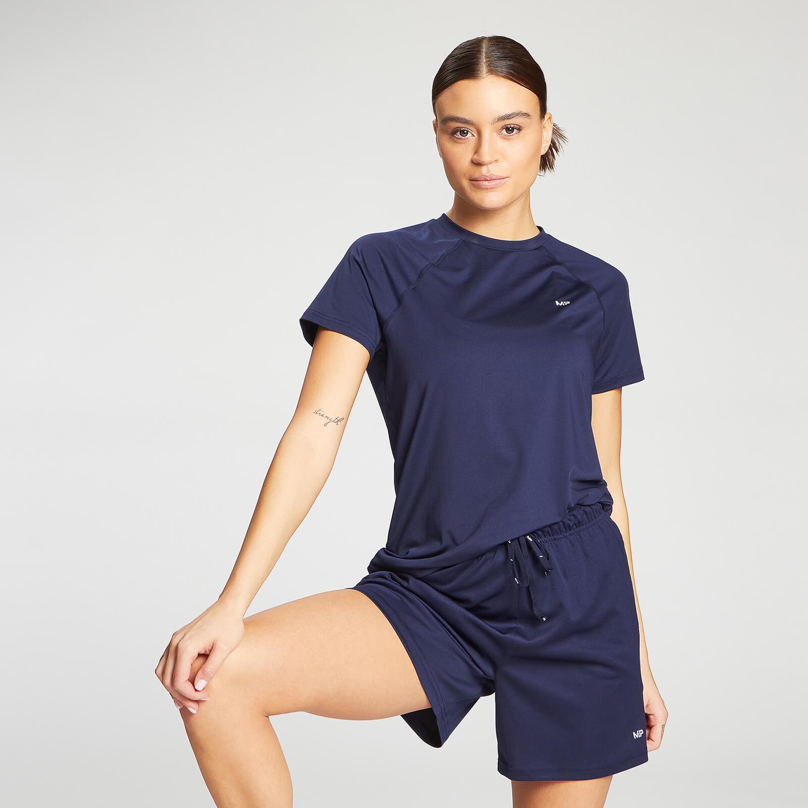 Купить MP Women's Essentials Training T-Shirt - Navy - XL, Myprotein International
