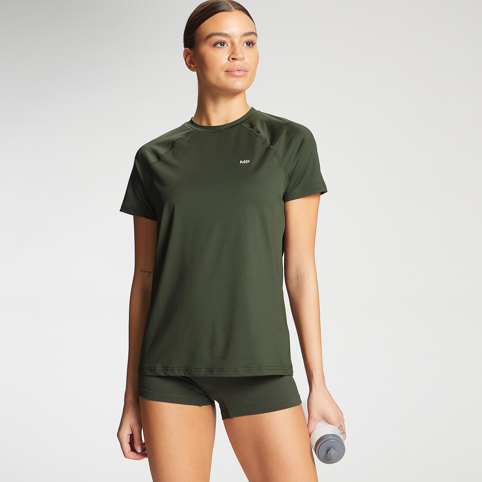 Купить MP Women's Essentials Training T-Shirt - Vine Leaf - XXS, Myprotein International