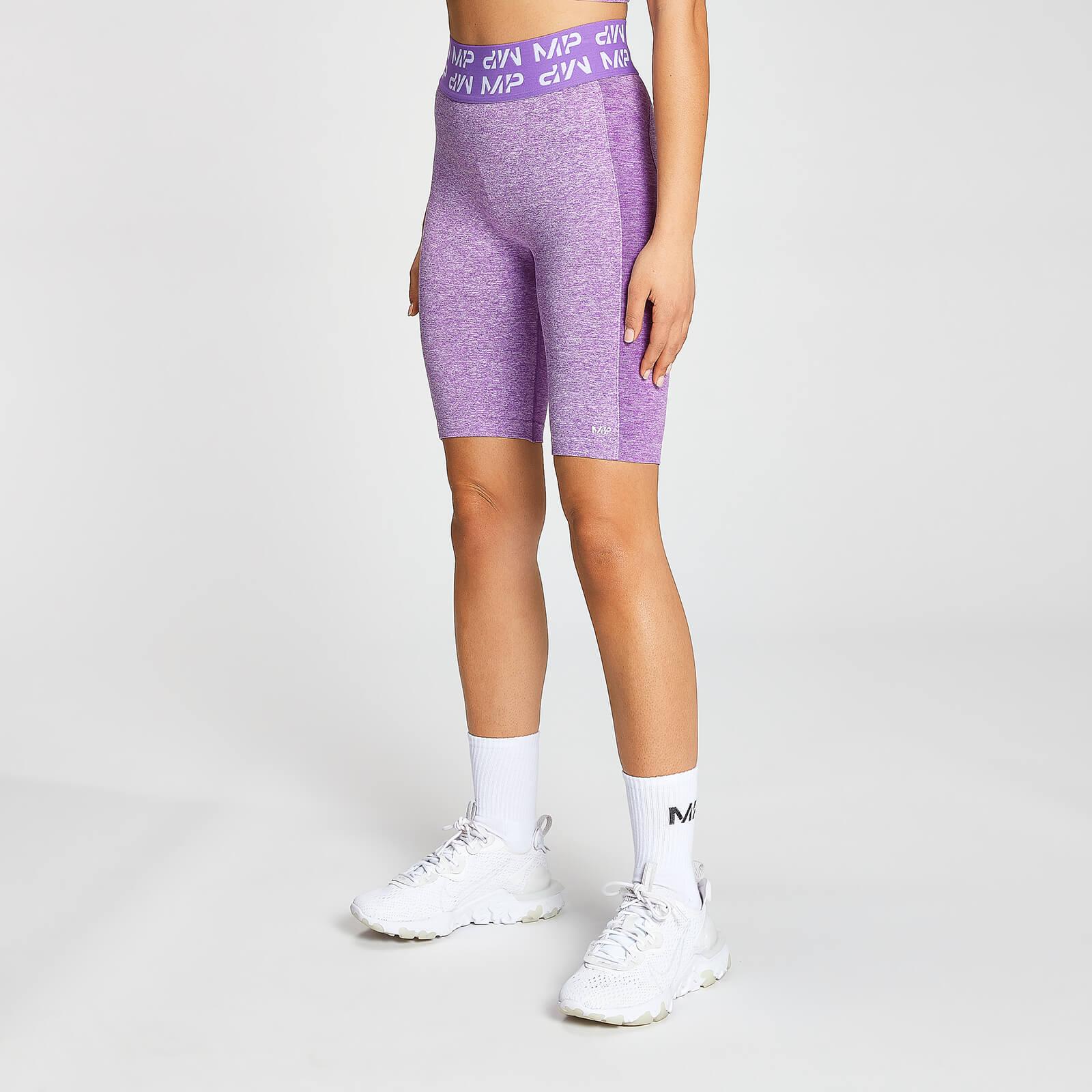 Купить MP Women's Curve Cycling Shorts - Deep Lilac - S, Myprotein International