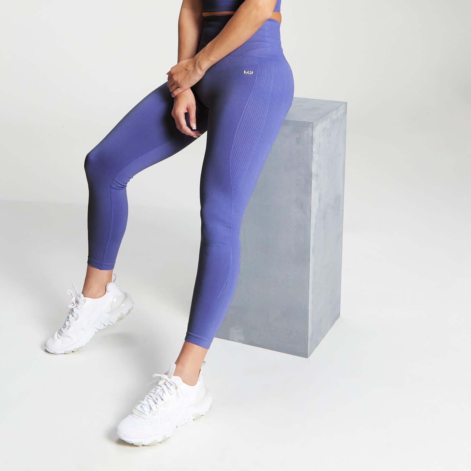 Купить MP Women's Shape Seamless Ultra 7/8 Leggings - Bluebell - XXS, Myprotein International