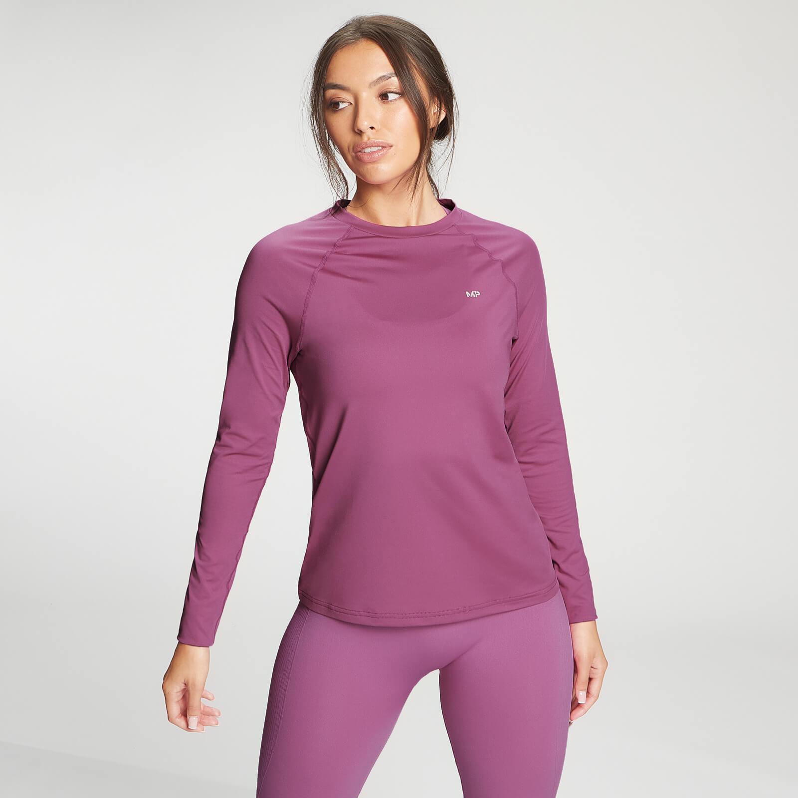 Купить MP Women's Essentials Training Slim Fit Long Sleeve Top - Orchid - XS, Myprotein International