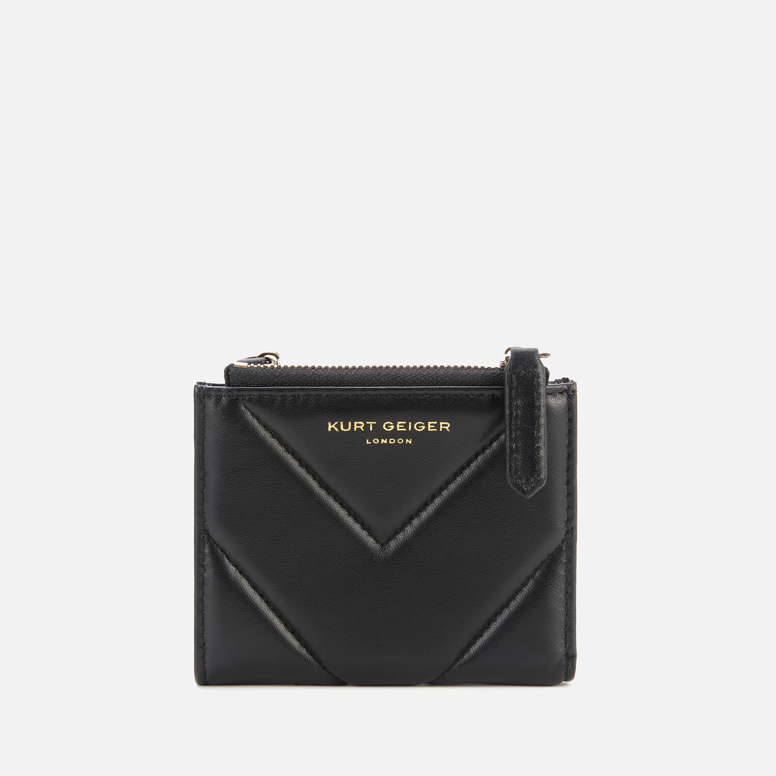 Kurt Geiger London Women's Mini Quilted Purse - Black