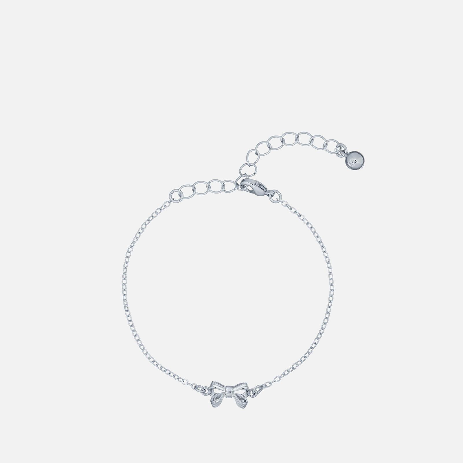 Ted Baker Women's Parsa: Petite Bow Bracelet - Silver