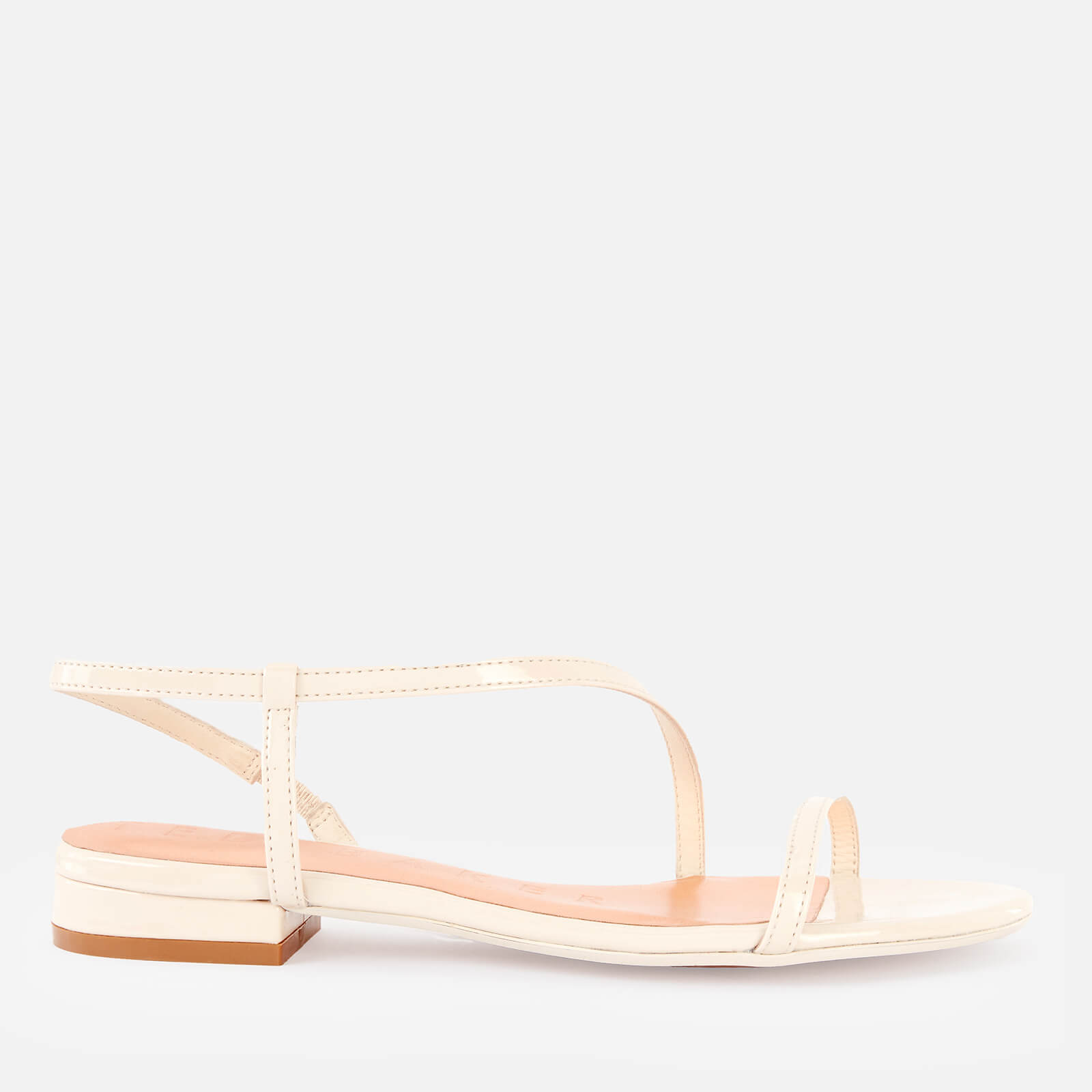 Ted Baker Women's Pepell Flat Sandals - Nude - UK 3