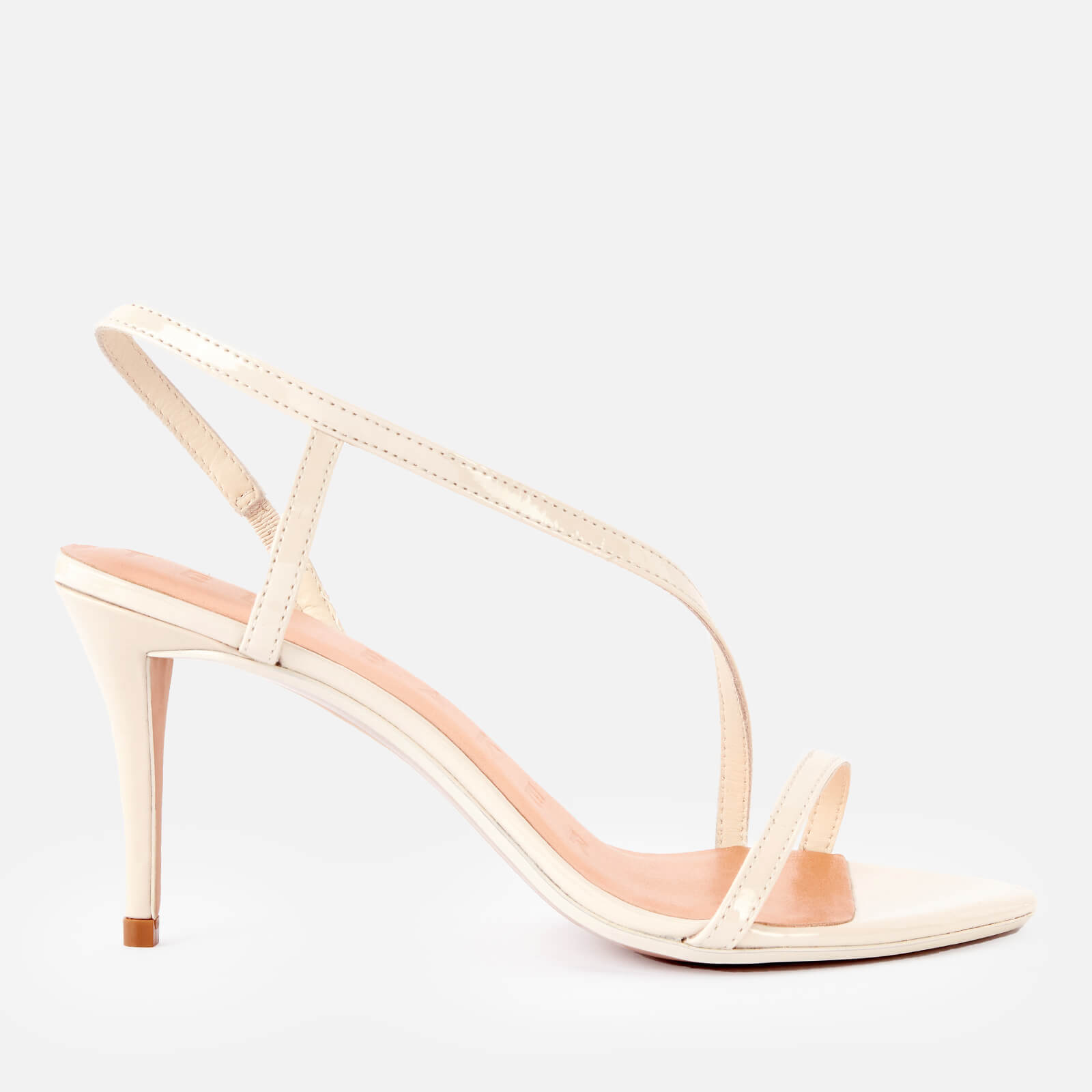 Ted Baker Women's Pippel Barely There Heeled Sandals - Nude - UK 3