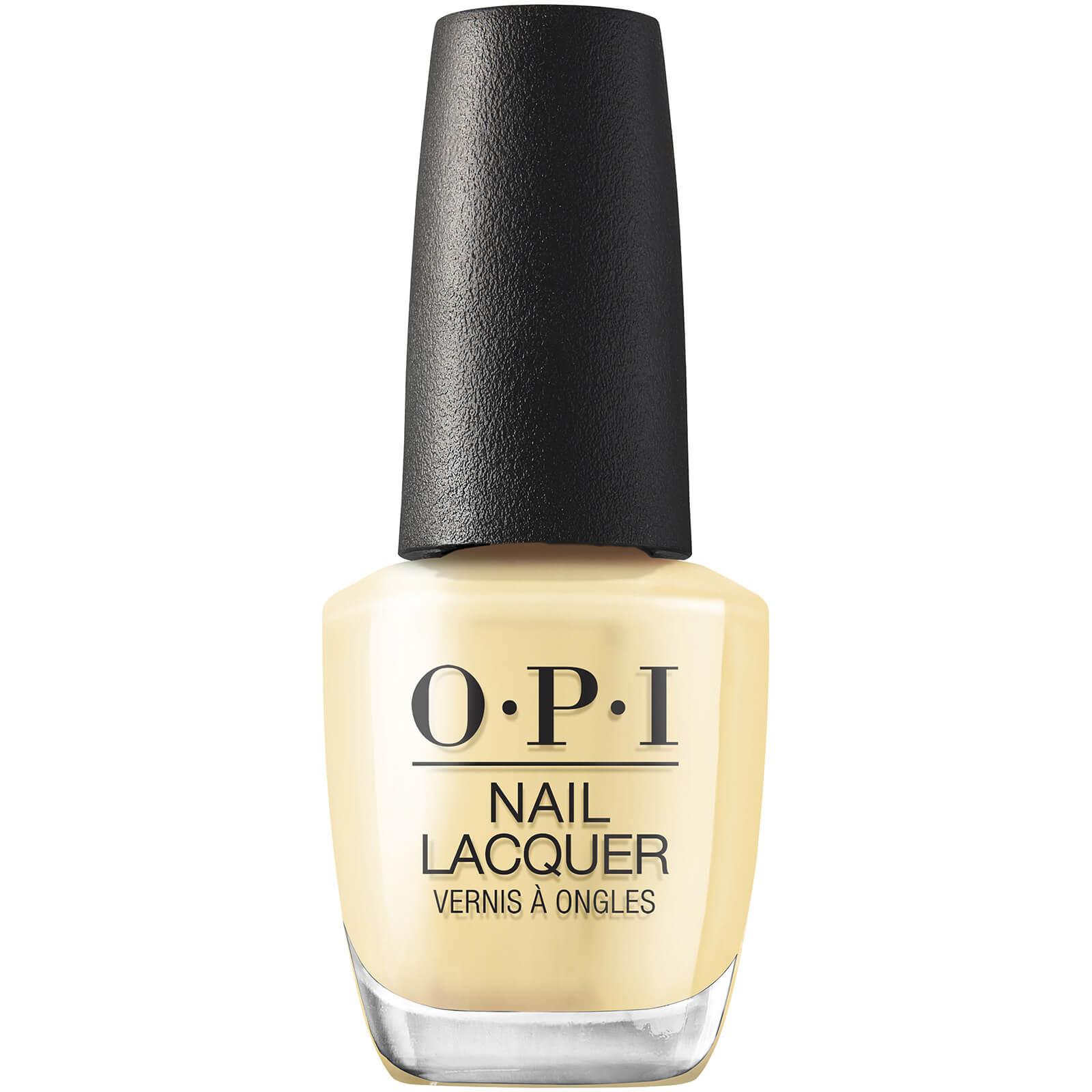OPI Hollywood Collection Nail Polish 15ml (Various Shades) - Bee-hind the Scenes
