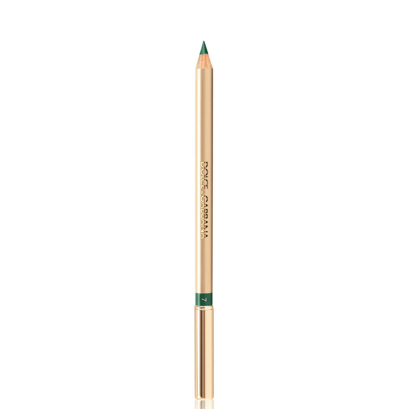 Купить Dolce&Gabbana Eyeliner Pencil 1.55g (Various Shades) - 7 Emerald