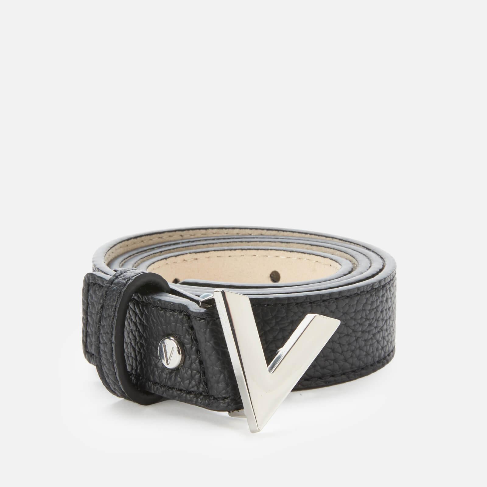 Valentino Bags Women's Forever Belt - Black - M