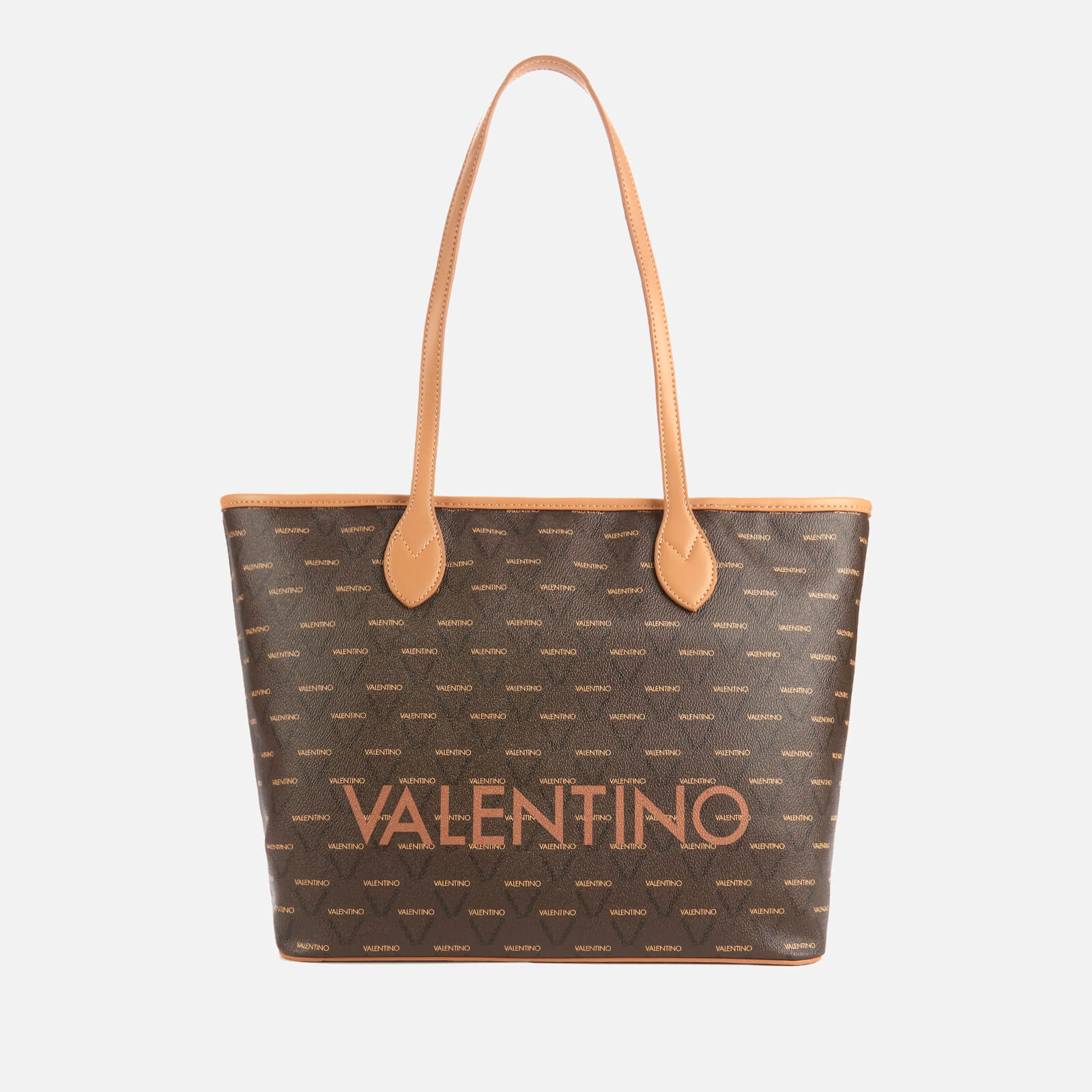 Valentino Bags Women's Liuto Tote Bag - Tan/Multi