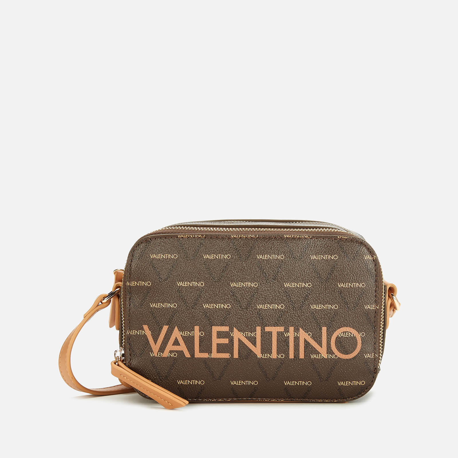 Valentino Bags Women's Liuto Camera Bag - Tan/Multi