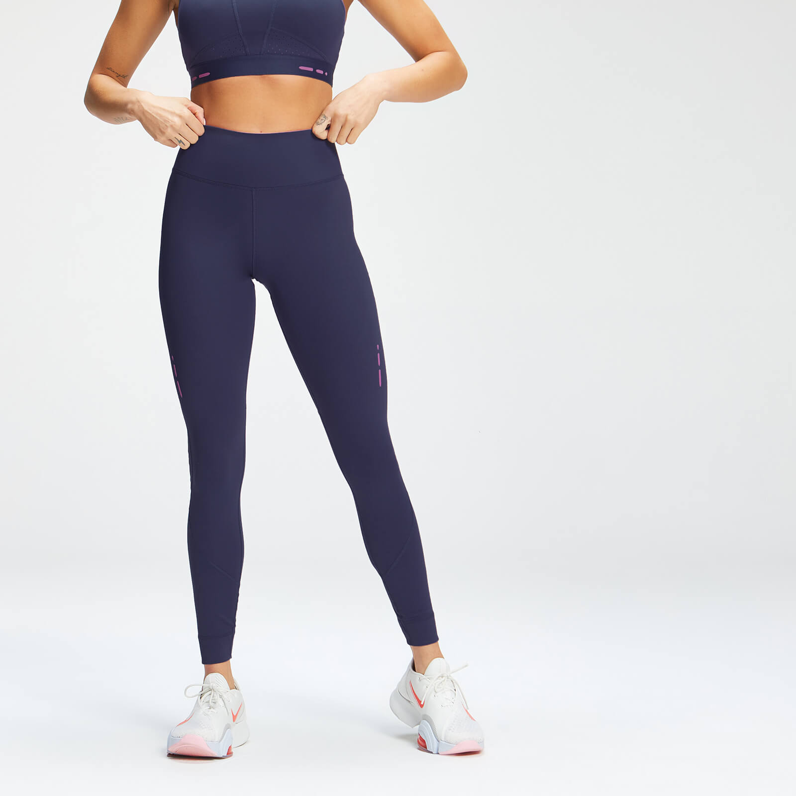 Купить MP Women's Power Ultra Leggings - Galaxy Blue - L, Myprotein International