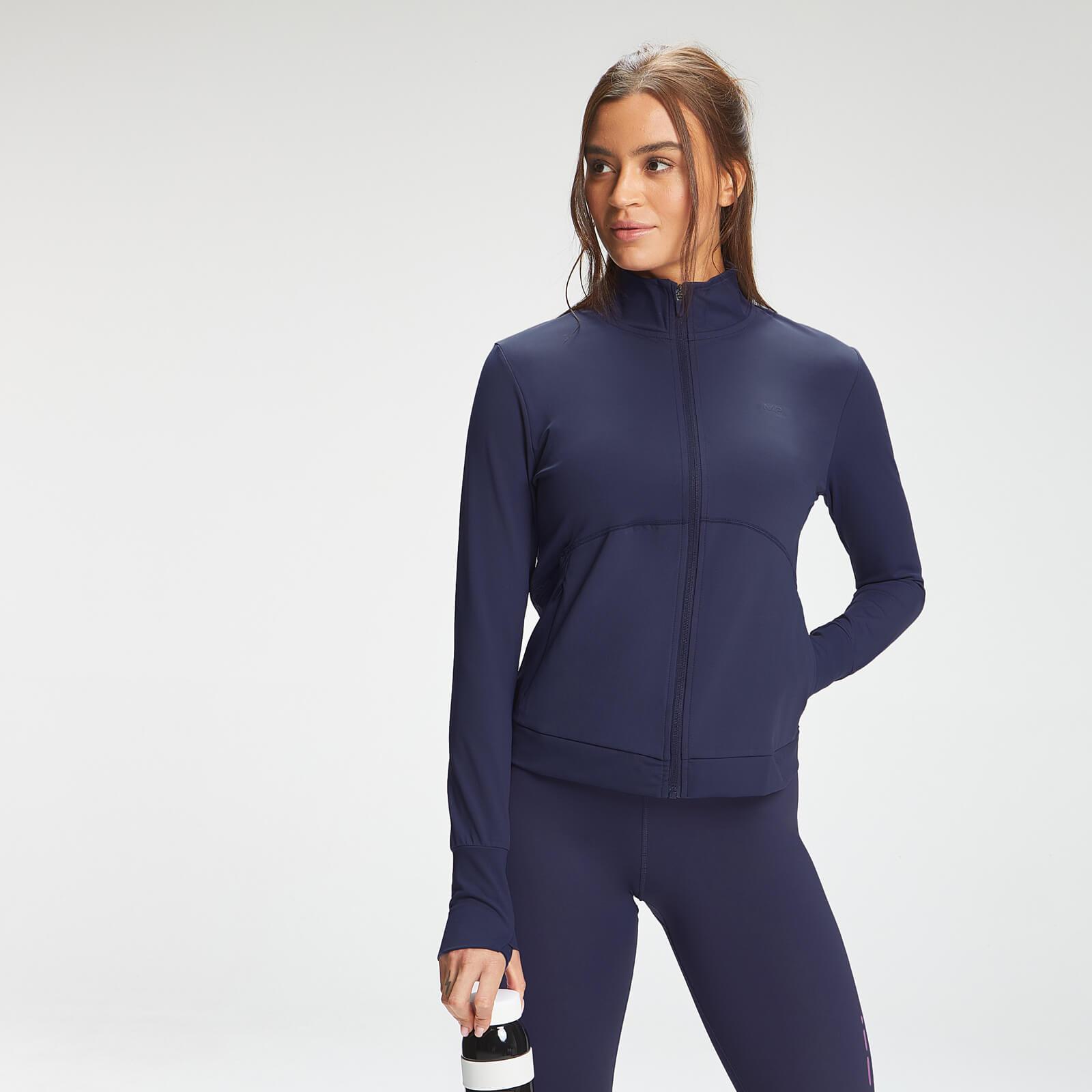 Купить MP Women's Power Ultra Regular Fit Jacket - Galaxy Blue - XS, Myprotein International