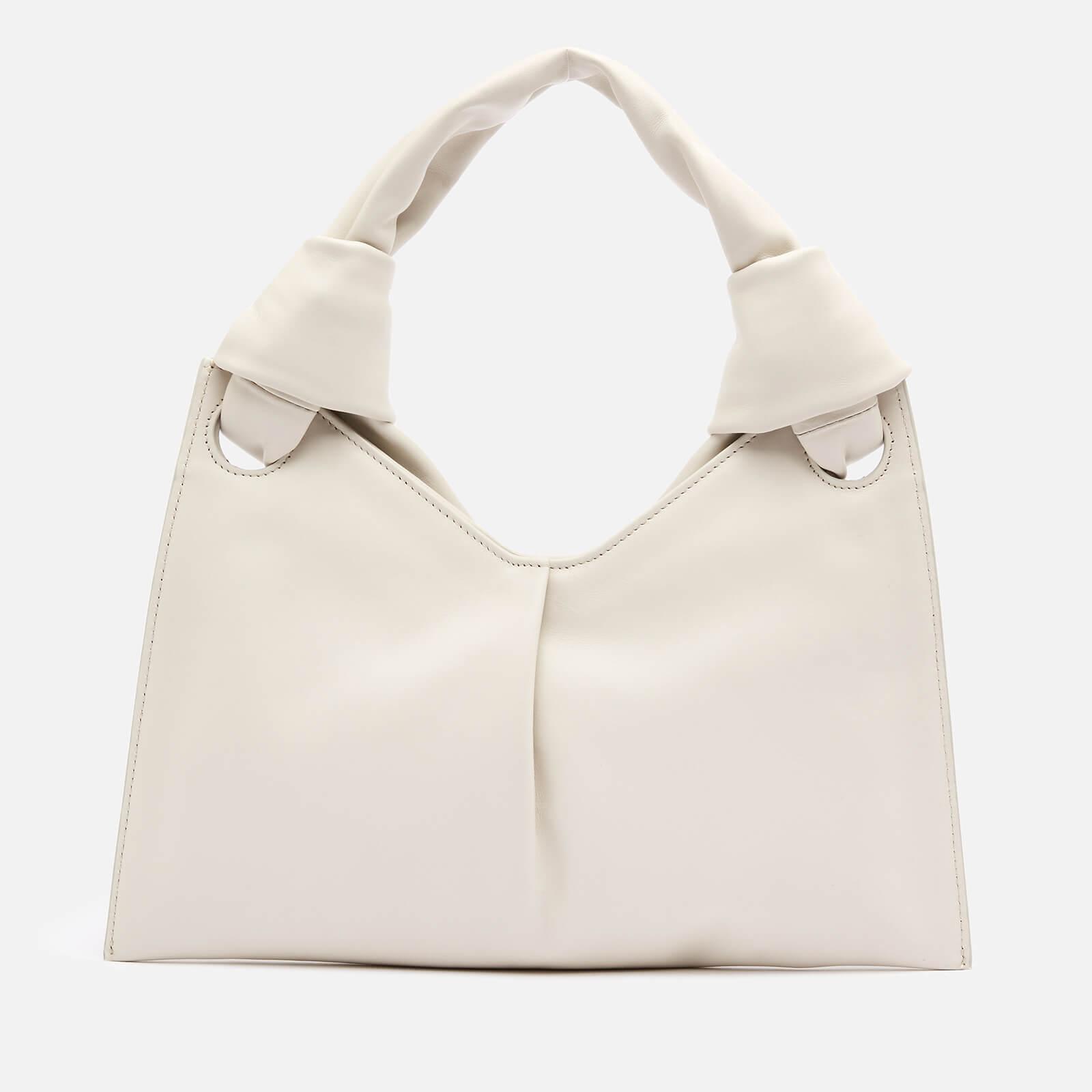 Little Liffner Women's Knot Evening Bag - Cream