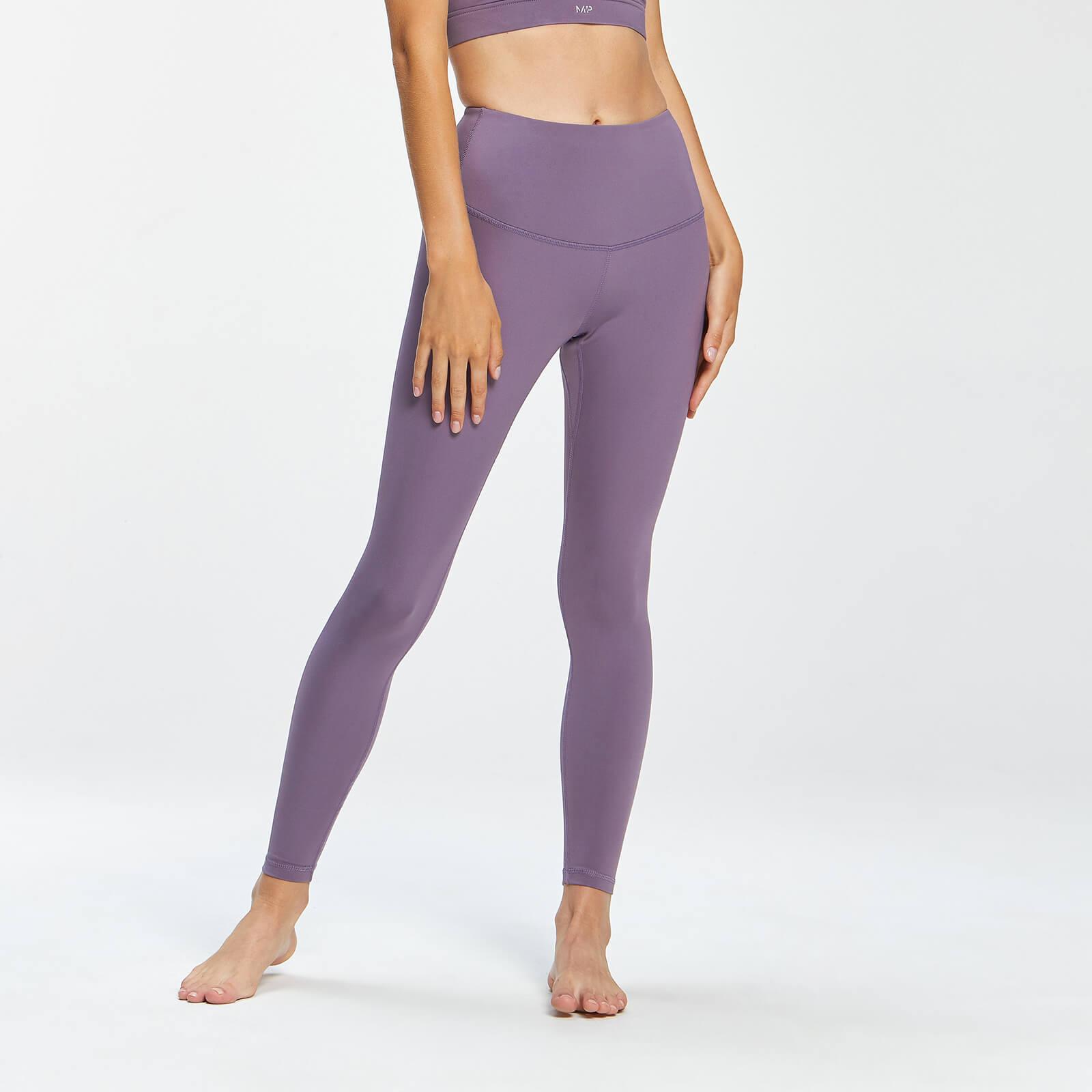 MP Women's Composure Stirrup Leggings - Smokey Purple - XXS, Myprotein International  - купить со скидкой