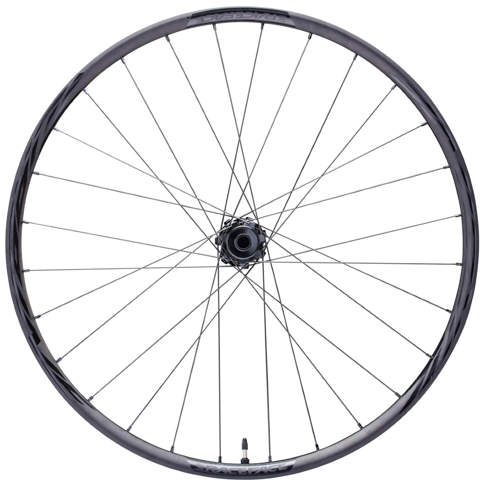 Race Face Turbine R 30mm MTB Alloy Rear Wheel - Black - 27.5 Inch/12 x 148mm