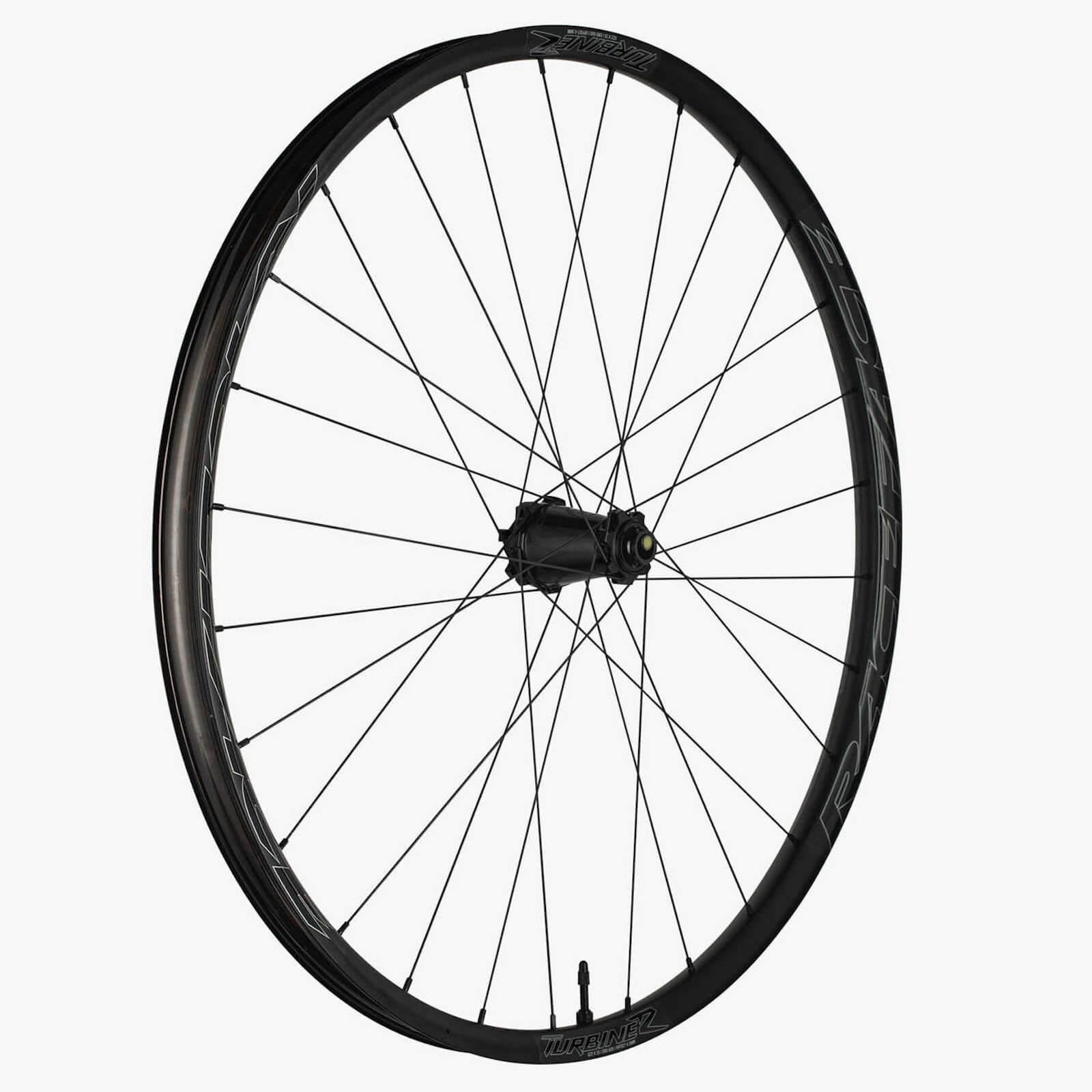 Race Face Turbine R 35mm MTB Alloy Rear Wheel - Black - 27.5 Inch/12 x 157mm - Shimano