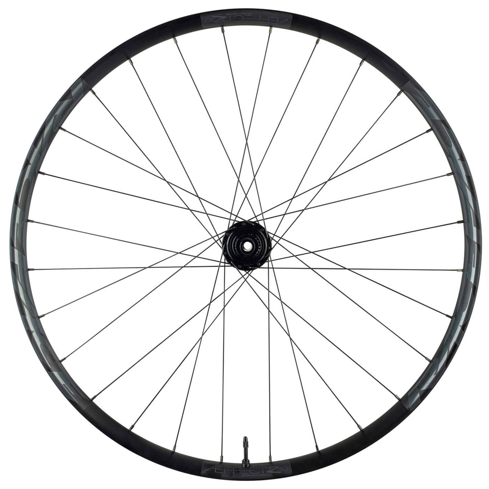 Race Face Aeffect R 30mm MTB Alloy Rear Wheel - Black - 29 Inch/12 x 148mm - Shimano Microspline