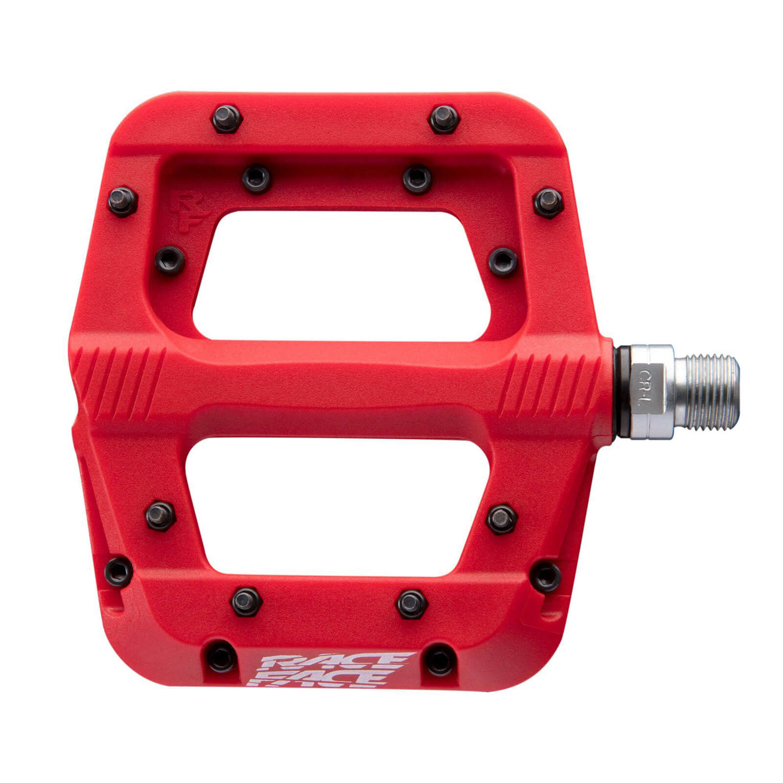 Race Face Chester MTB Pedals - Rot