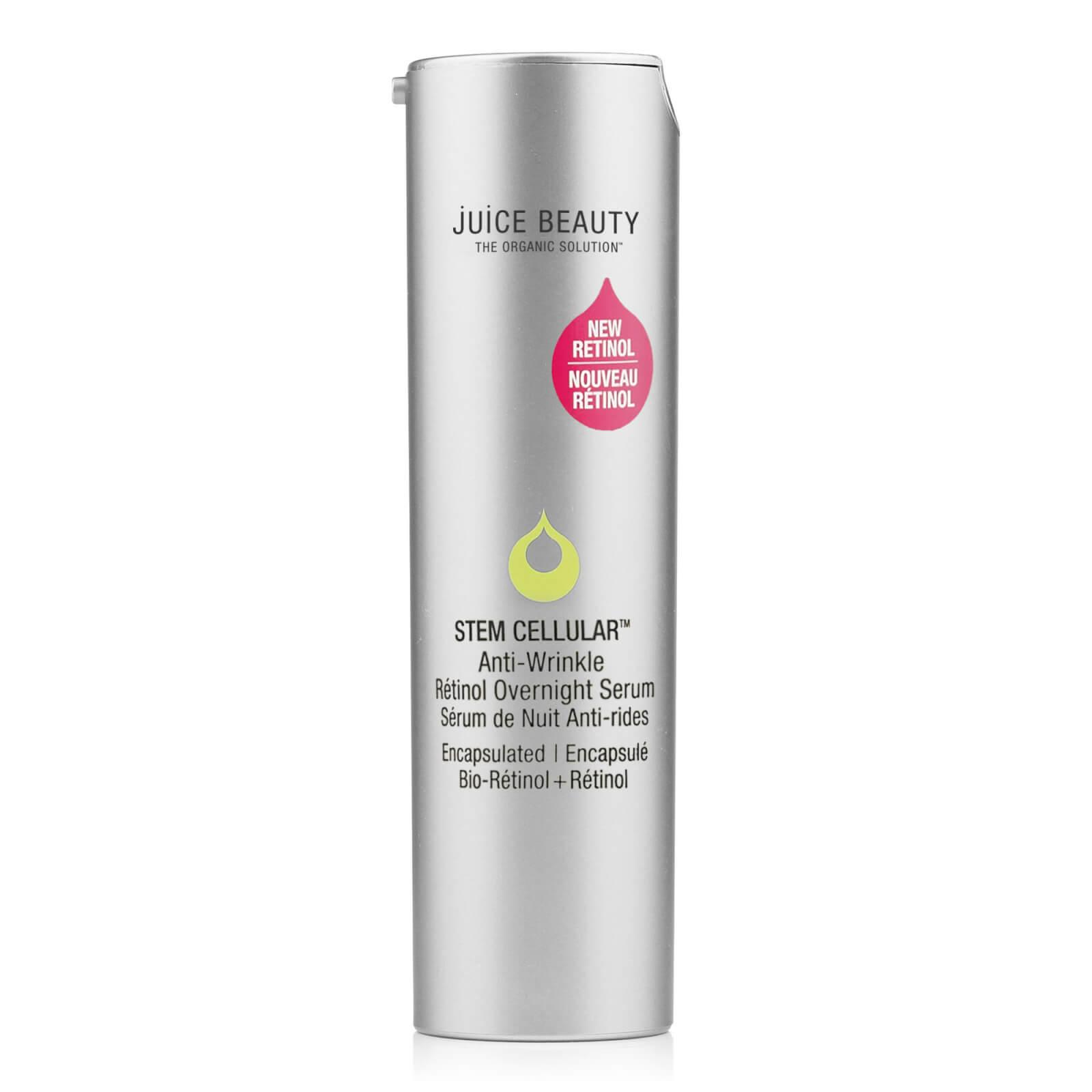 Juice Beauty Serums STEM CELLULAR ANTI-WRINKLE RETINOL OVERNIGHT SERUM 30ML