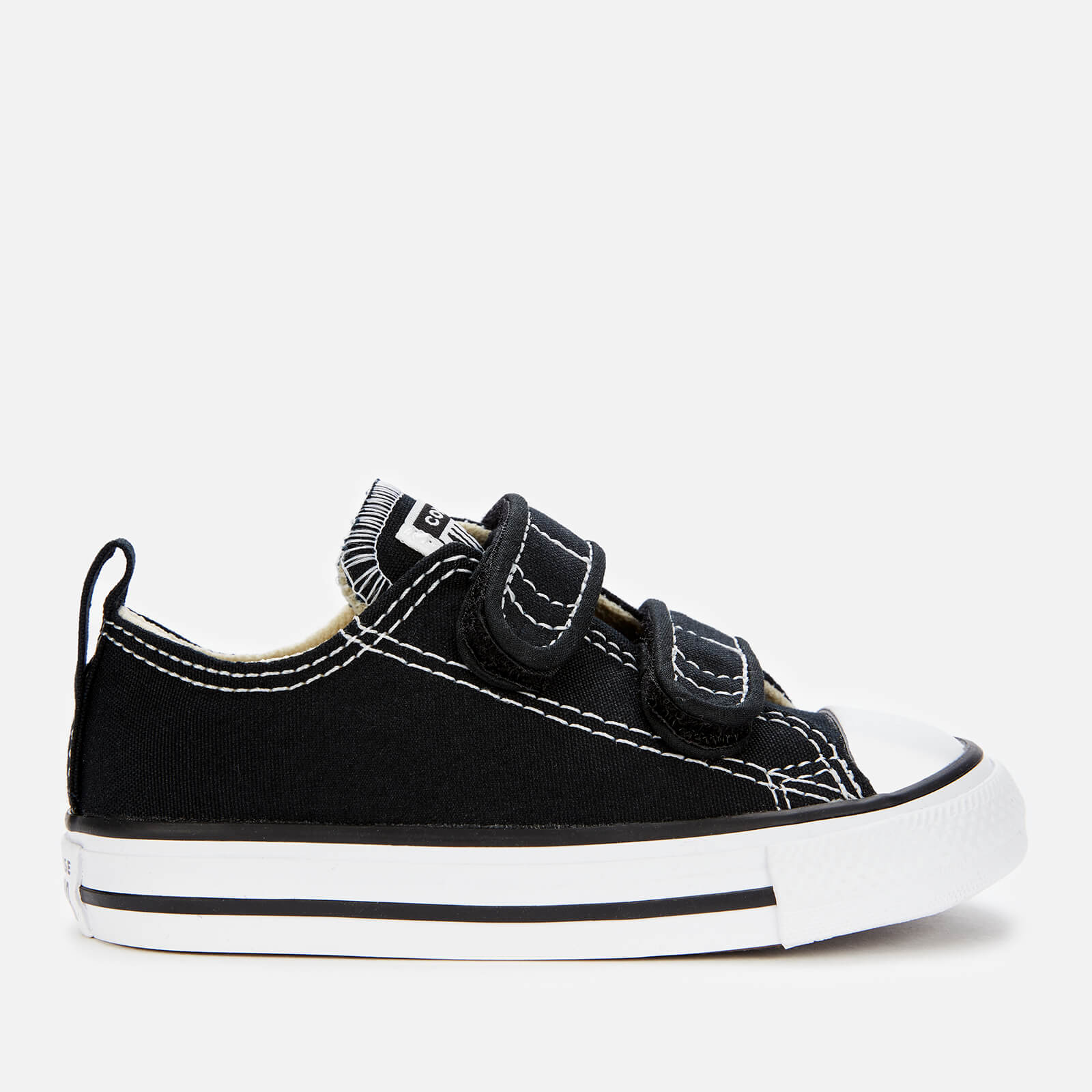 Click to view product details and reviews for Converse Toddlers Chuck Taylor All Star Ox Velcro Trainers Black Uk 5 Toddler.