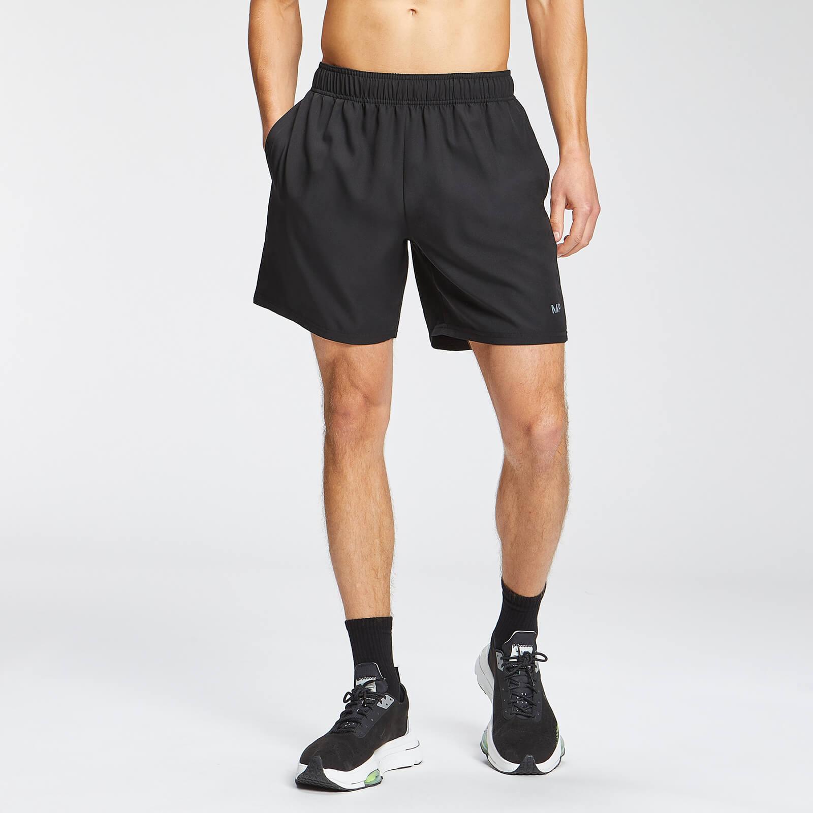 Купить MP Men's Repeat Graphic Training Shorts - Black - XXL, Myprotein International