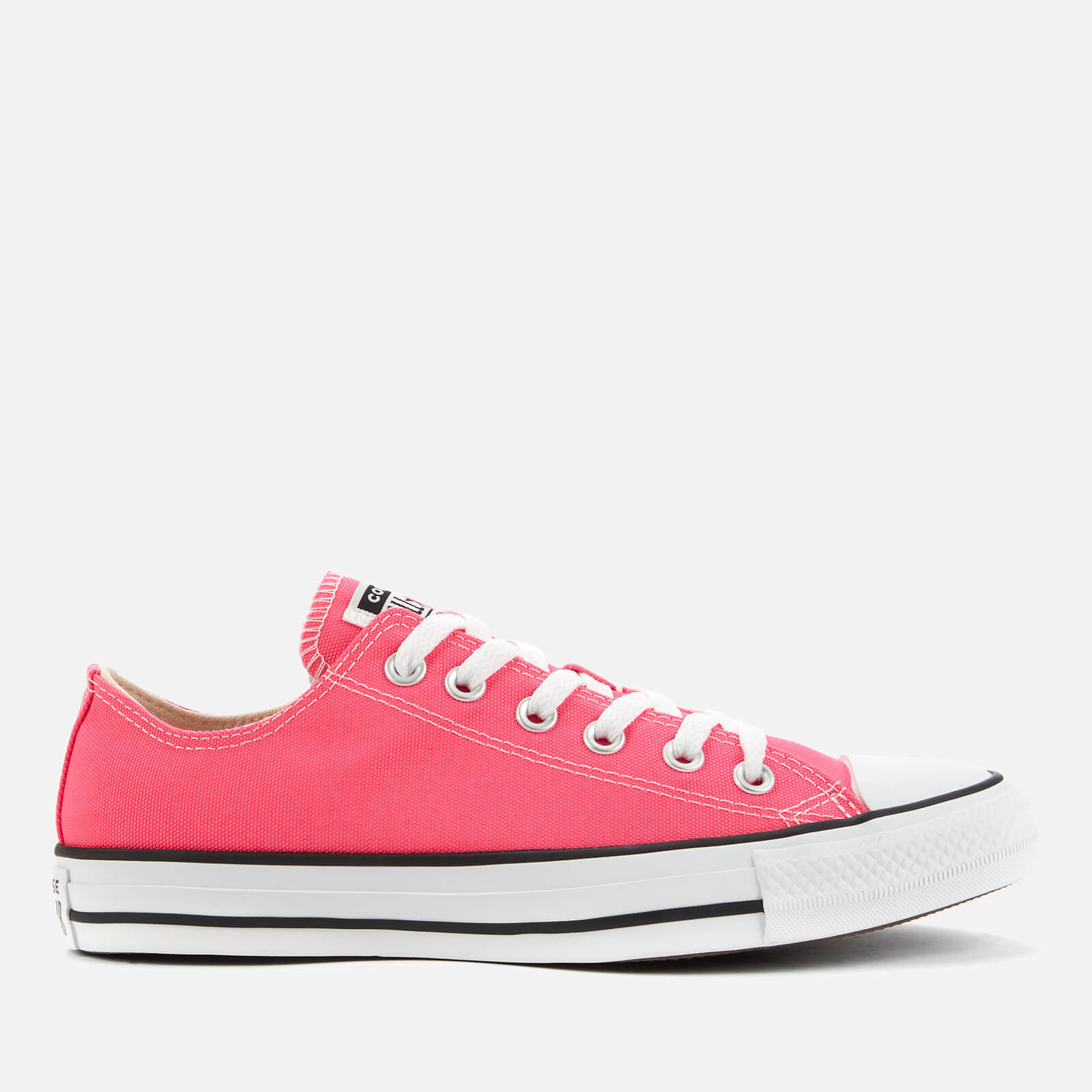 Converse Women's Chuck Taylor All Star Canvas Ox Trainers - Pink - UK 6