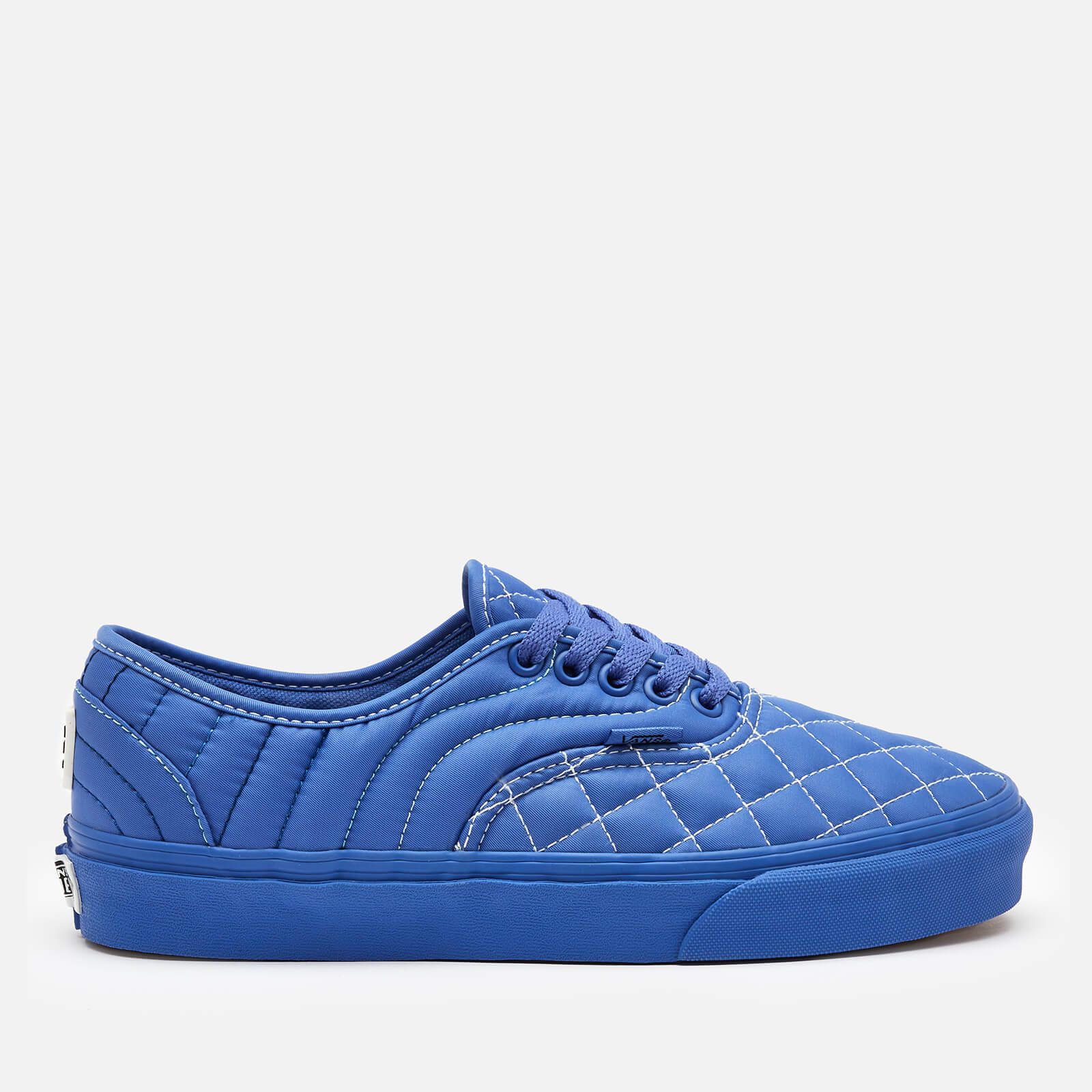 Vans X Opening Ceremony Authentic Quilted Trainers - Baja Blue - UK 3