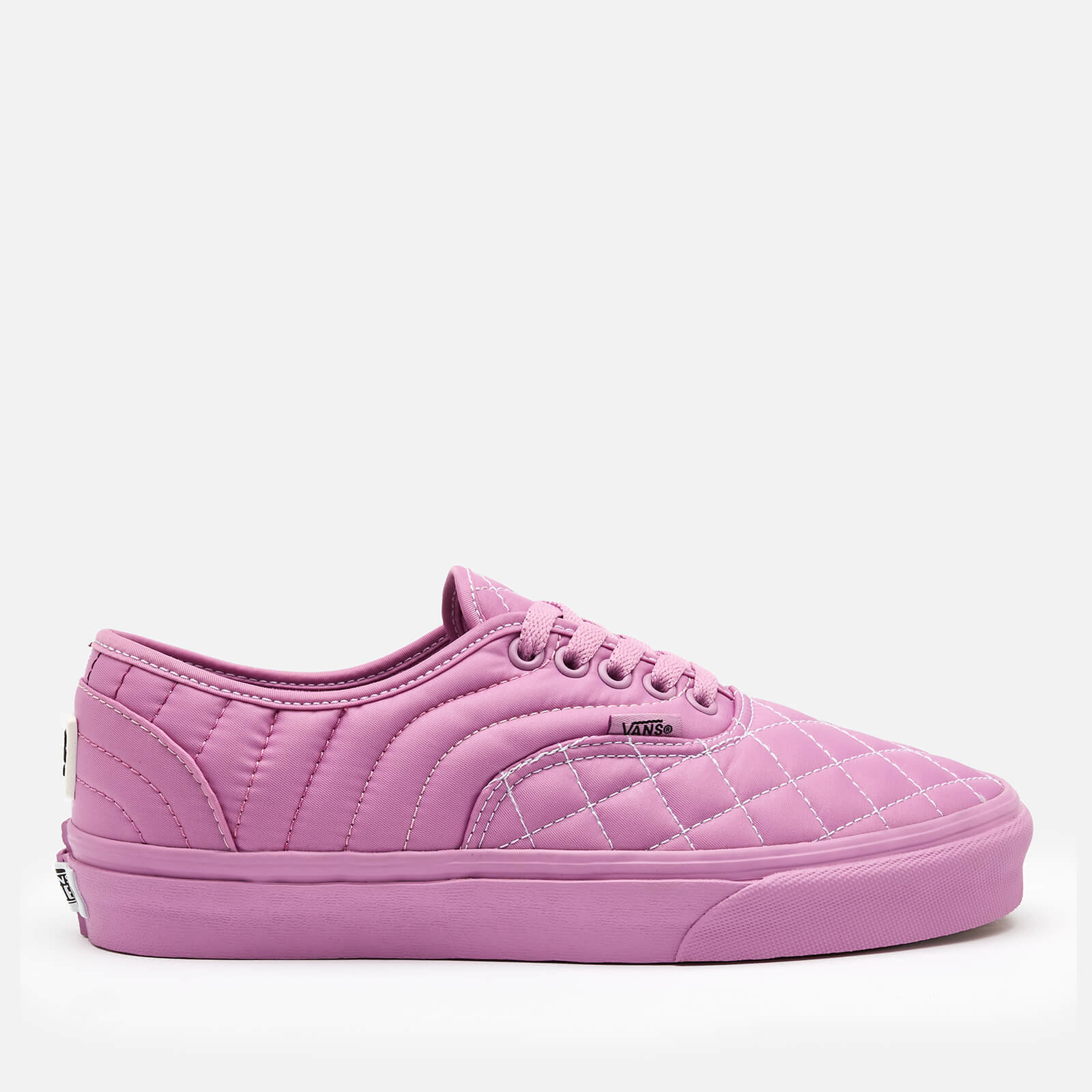 Vans X Opening Ceremony Authentic Quilted Trainers - Orchid - UK 4