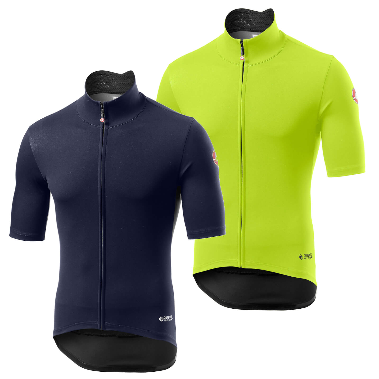 Castelli Perfetto Ros Light Jersey - S - Military Green