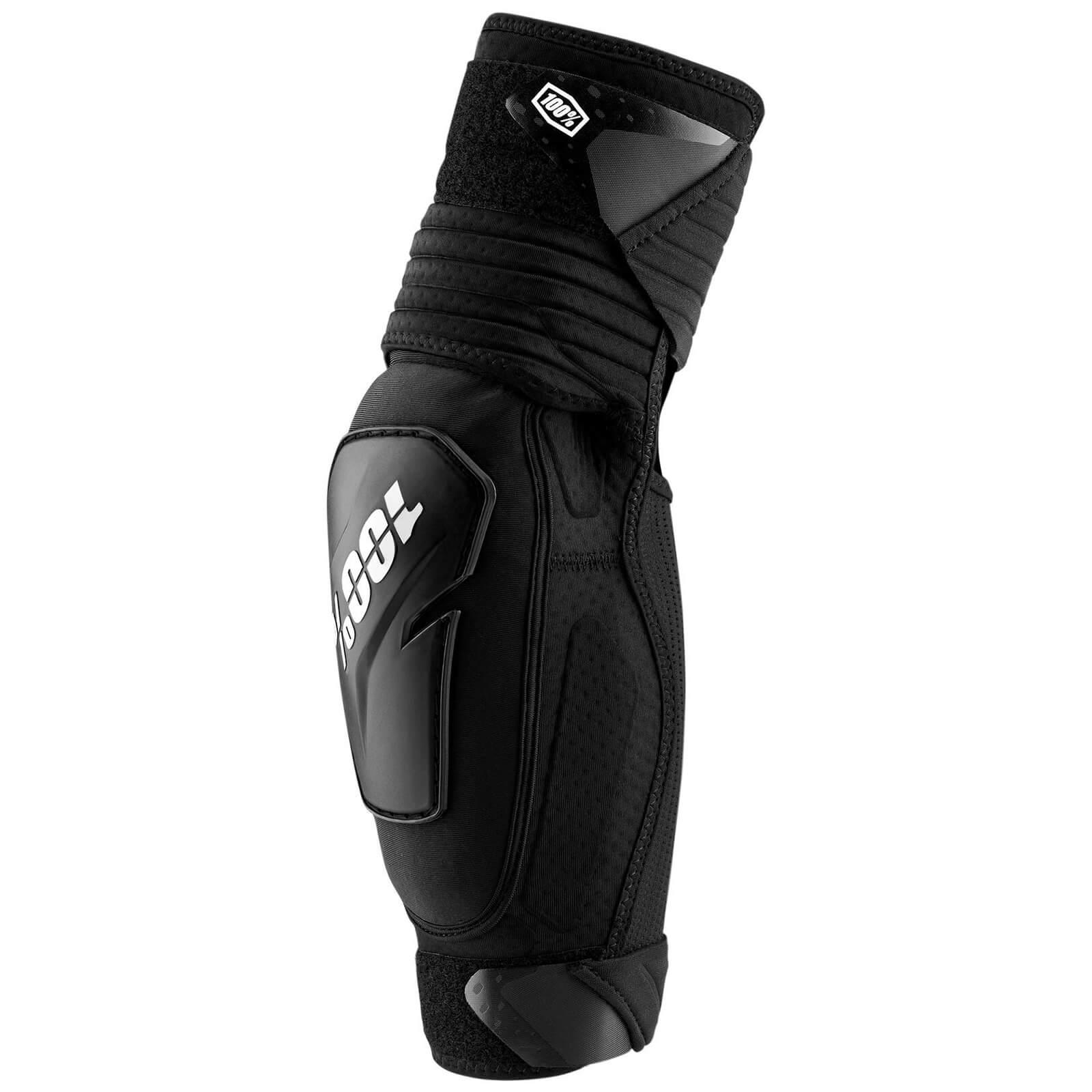 100% Fortis MTB Elbow & Arm Guards - L/XL - Schwarz