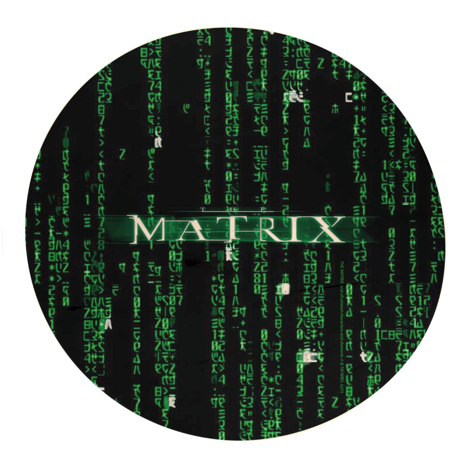 Image of Tavolino in legno The Matrix - Nero
