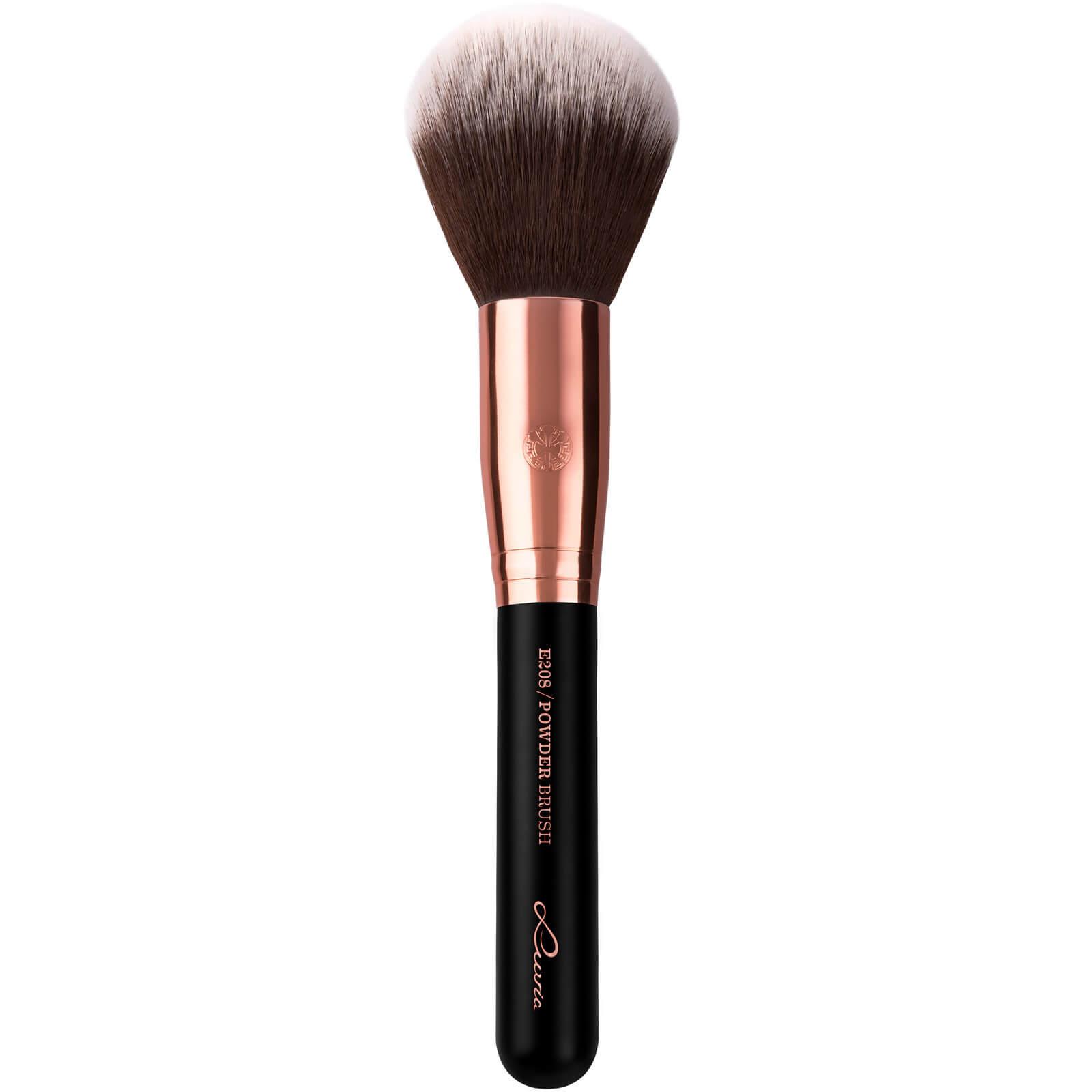 Luvia E208 Powder Brush (Various Colours) - Black